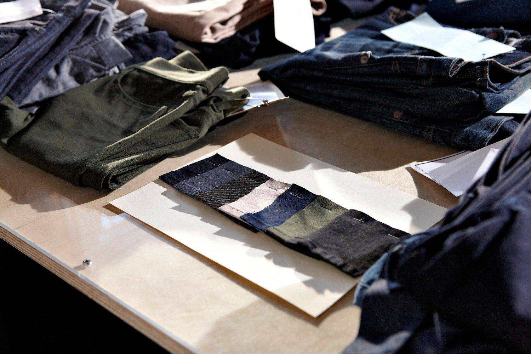 Gap, the nation's largest clothing chain, rolled out a marketing campaign that features 30- to 90-second online documentary-style videos centered around the goings on at its denim design studio in Los Angeles called the Pico Creative Loft.