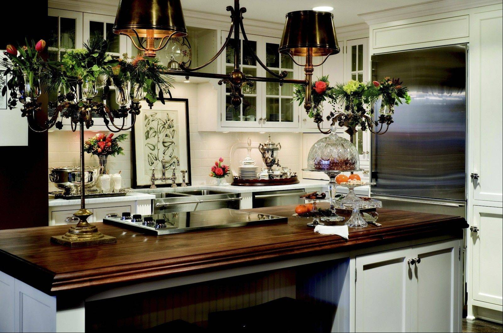 Since your kitchen island is such an important place in your home, make it beautiful.