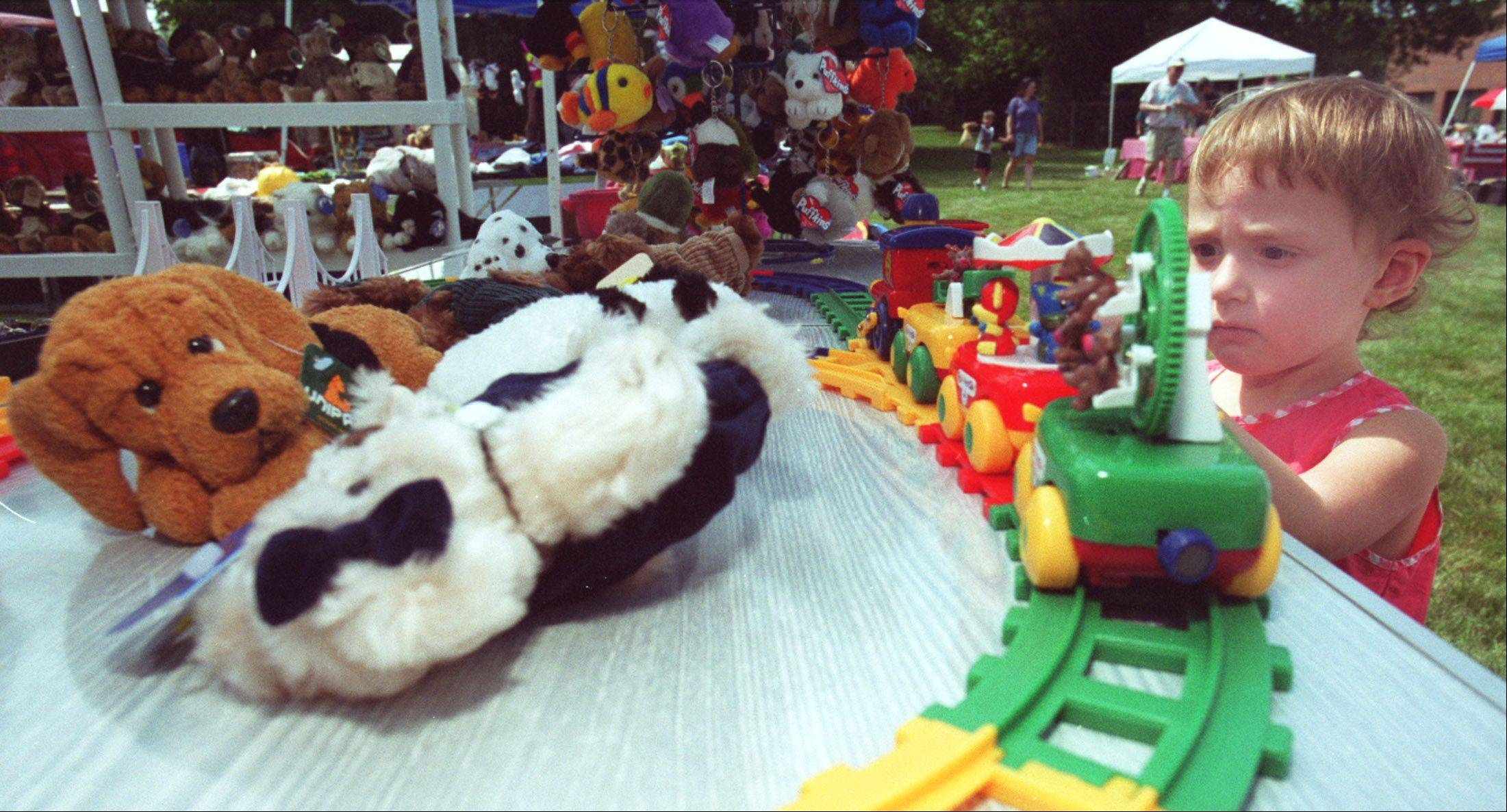 From children searching for toys to antique lovers hunting down the perfect find, the Yesterday's Farm Flea Market is sure to have something for everyone. Held this year from 9 a.m. to 6 p.m. on Sunday, Aug. 7, the flea market has become a staple among the farm's summer activities.