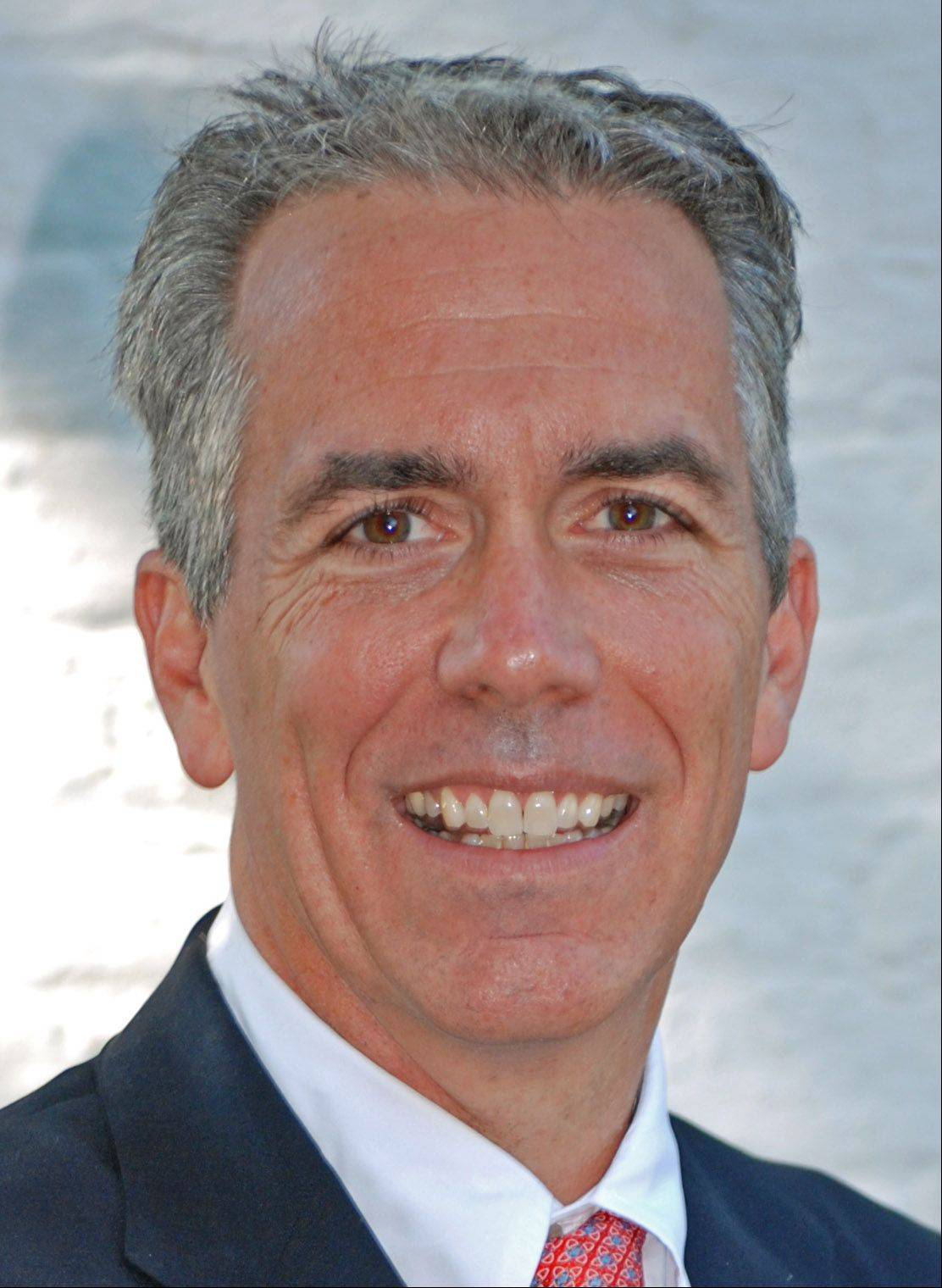 U.S. Rep. Joe Walsh, a McHenry Republican, has introduced balanced-budget legislation. His proposal caps spending as a percentage of the country's gross domestic product.