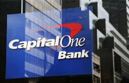 Capital One Financial Corp. said Wednesday that it will buy the U.S. credit card arm of Britain's HSBC for a premium of about $2.6 billion as a way to expand its domestic credit card business.
