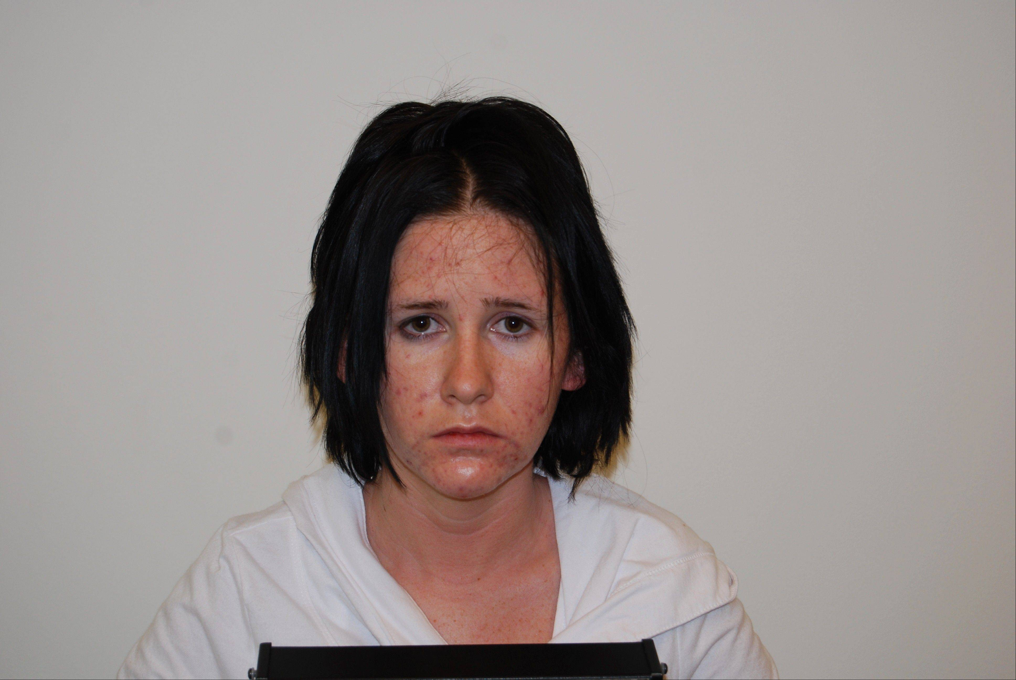 Melissa Calusinski, of Carpentersville, is charged with murder in the death of a Deerfield toddler.