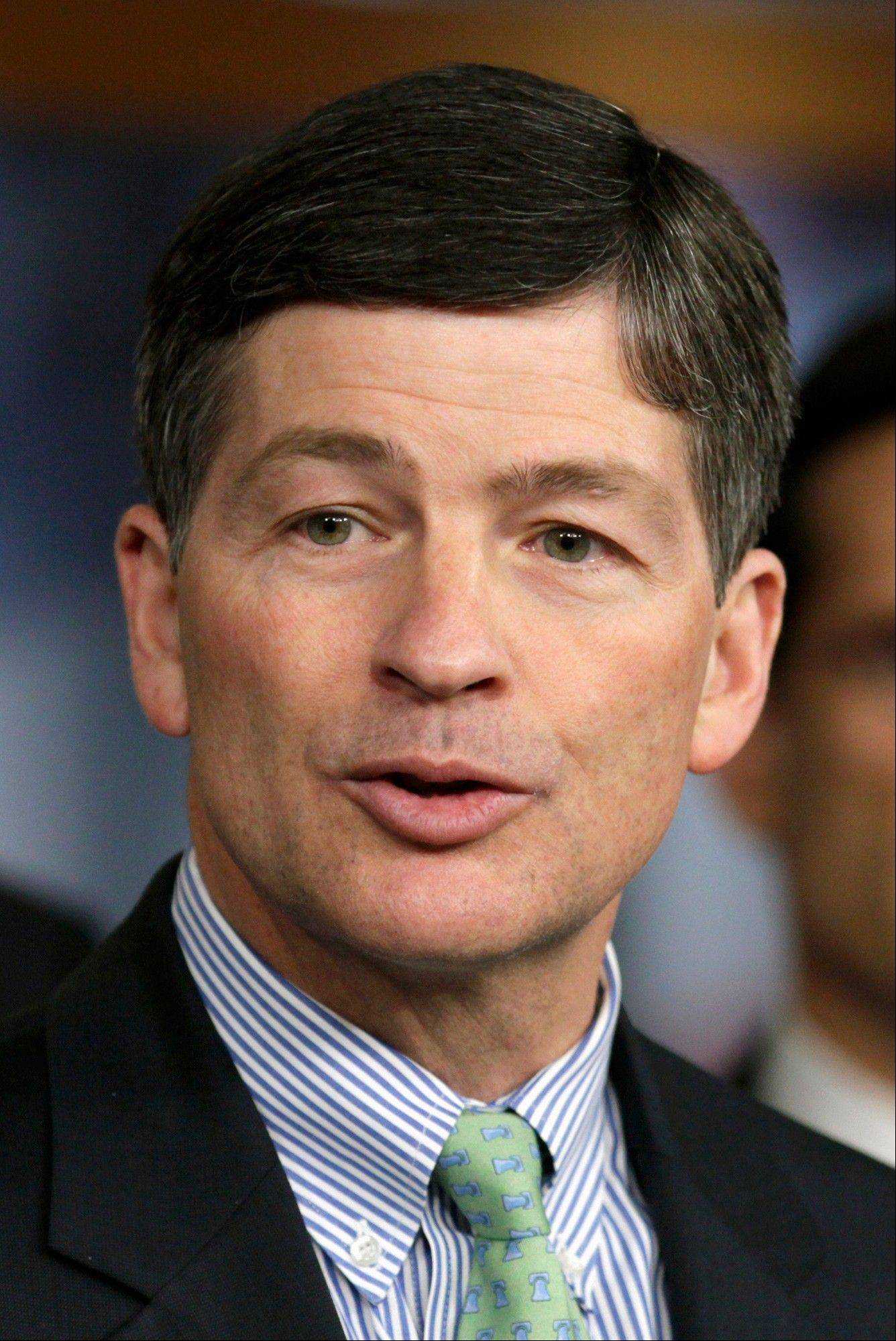 Rep. Jeb Hensarling, a Texas Republican, has been named co-chair of the powerful new committee that will try to come up with a bipartisan plan this fall to reduce the federal budget deficit by more than $1 trillion.