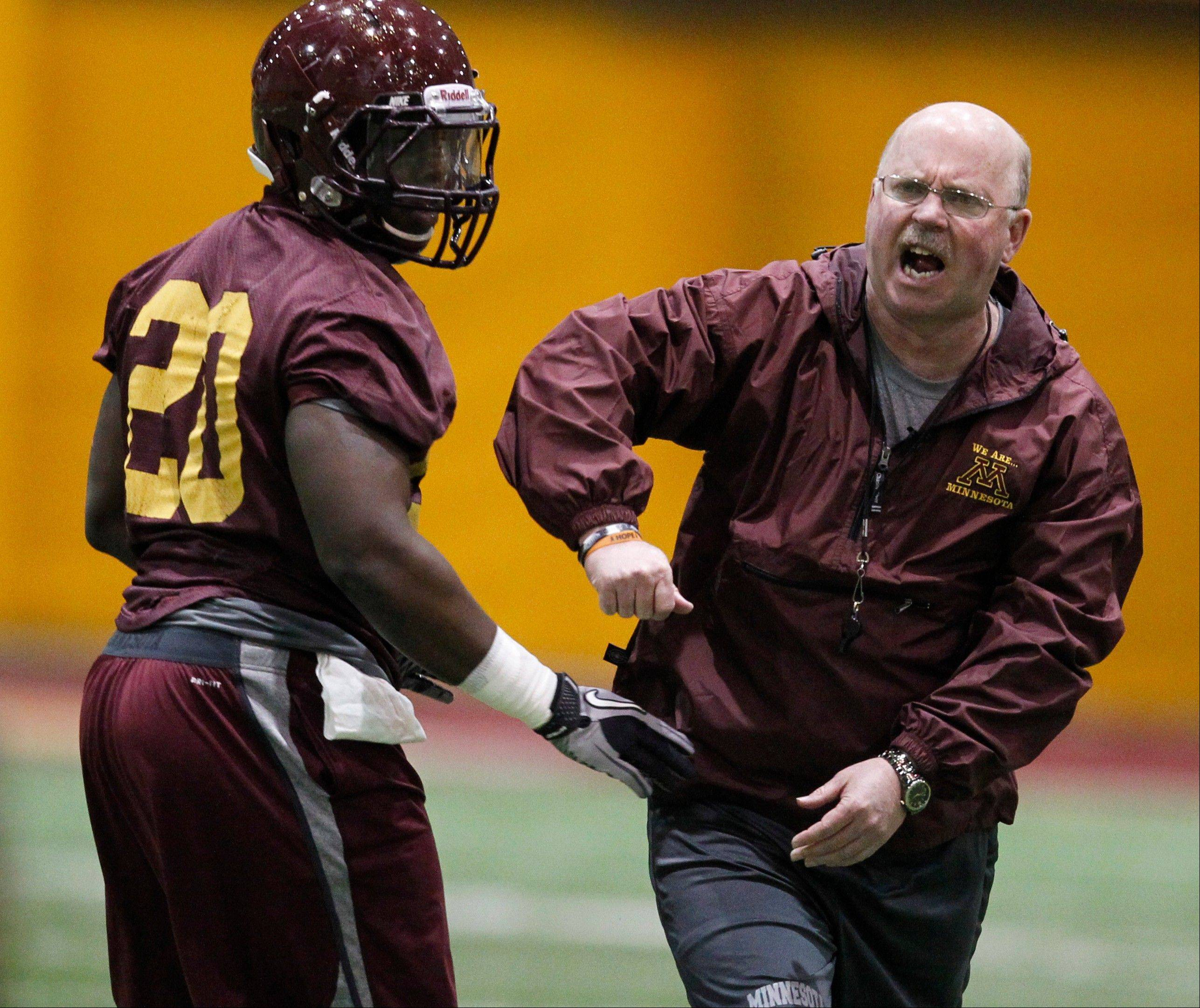 Jerry Kill, Minnesota's new coach, has taken careful steps to instill a sense of discipline in his players and a sense of connection from the alumni and fans.