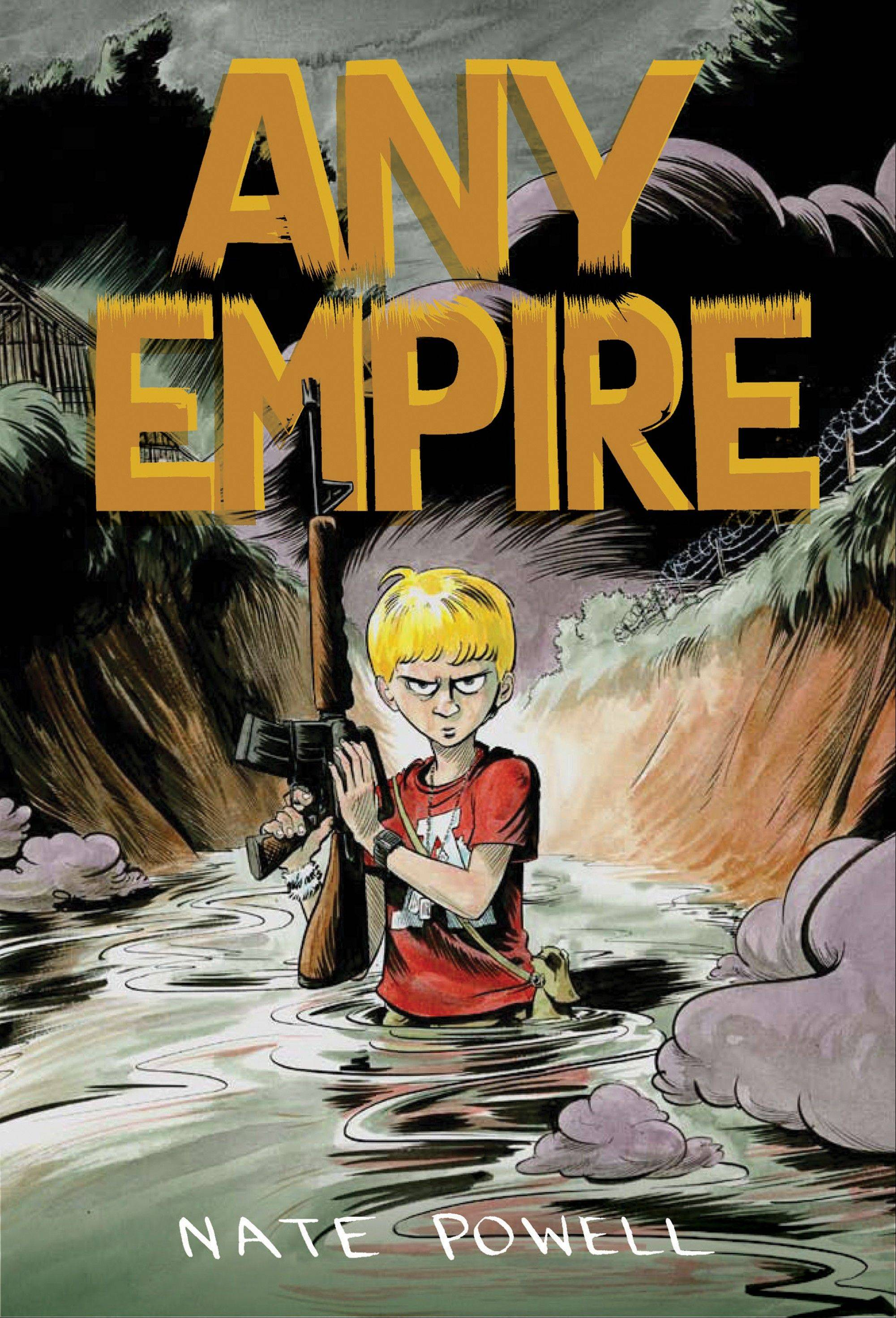 """Any Empire"" had a successful debut at Comic-Con International in San Diego a few weeks ago."
