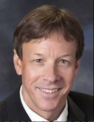 Lake County Board member Jim Newton is the District 3 incumbent in the March Republican primary.