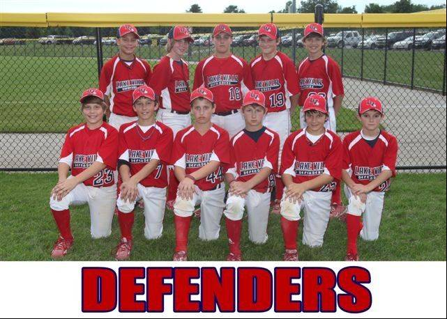 Lake Villa Defenders baseball team heading to Cooperstown to play in a national baseball tournament.