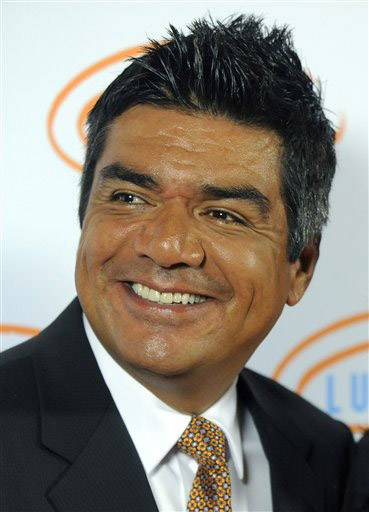 The TBS network is canceling George Lopez's nightly talk show. Thursday night's telecast will be the final one.