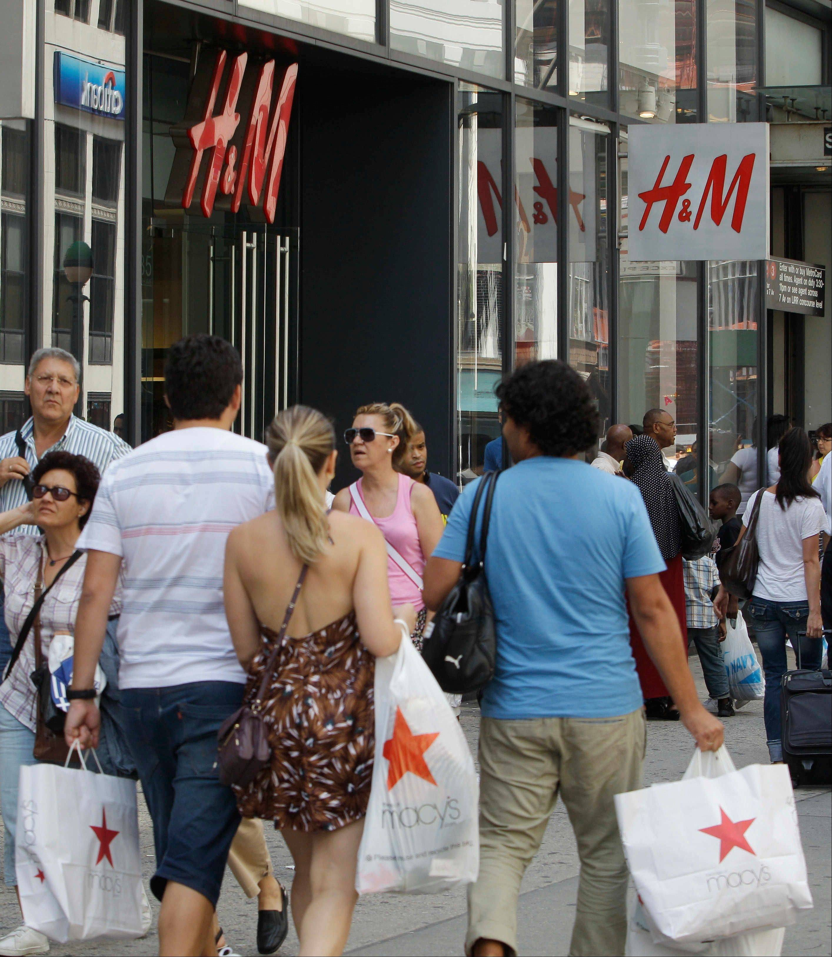 Retail sales in the U.S. climbed in July by the most in four months, showing consumers are holding up even as employment slows.
