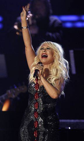 Singer Christina Aguilera will be part of the lineup for the Michael Jackson tribute concert in October.