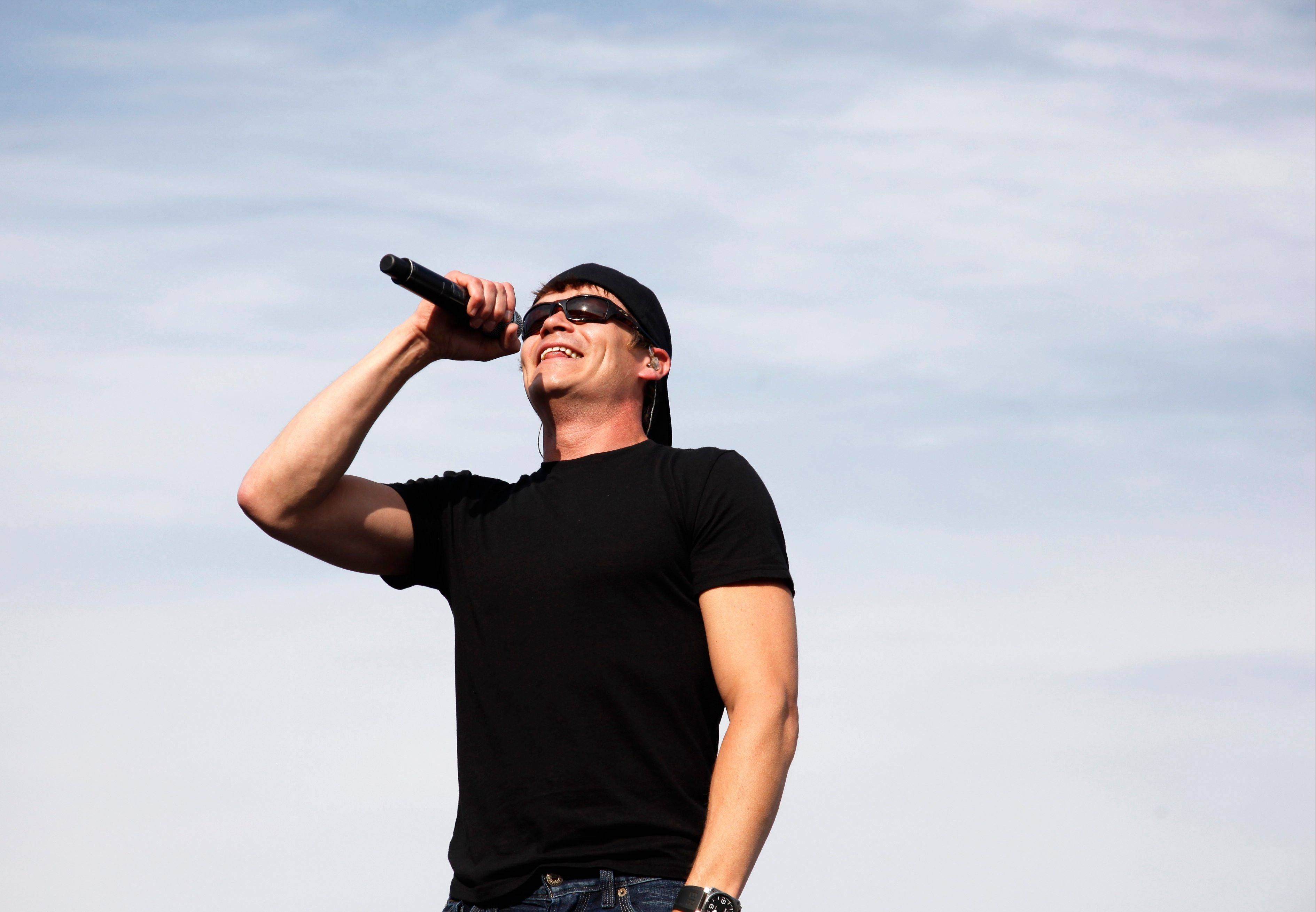 "3 Doors Down with lead singer Brad Arnold has released its fifth studio album, ""Time Of My Life."""
