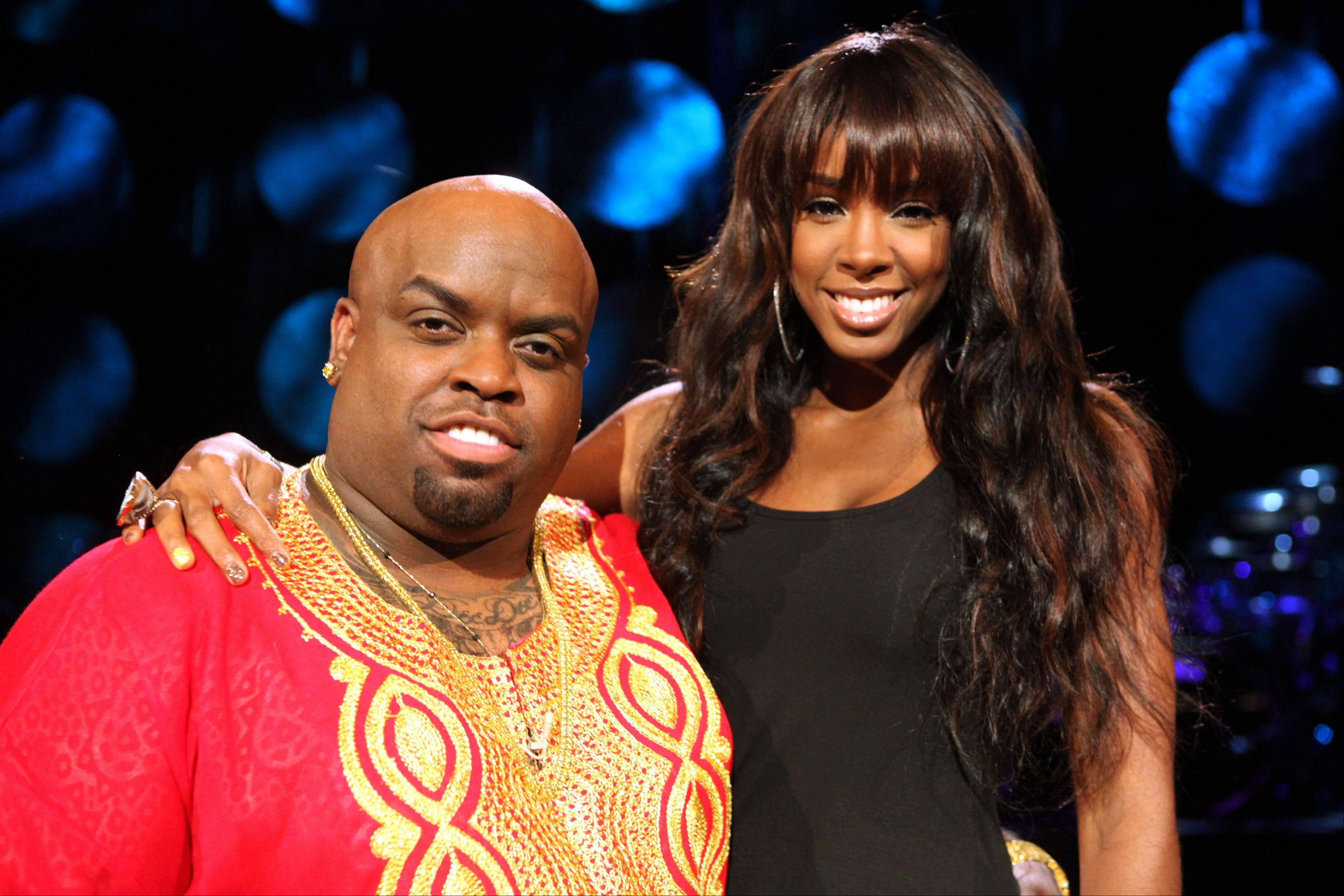 Cee Lo Green headlines Macy's 13th annual Glamorama 2011 at the Chicago Theatre.