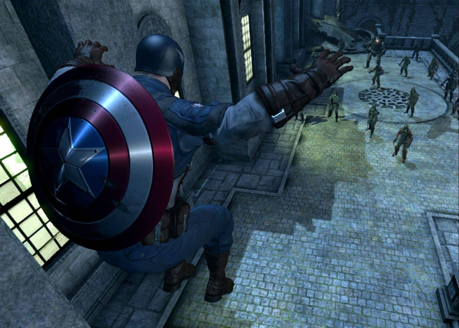 """Captain America: Super Soldier"" doesn't pose too much of a challenge for gamers."