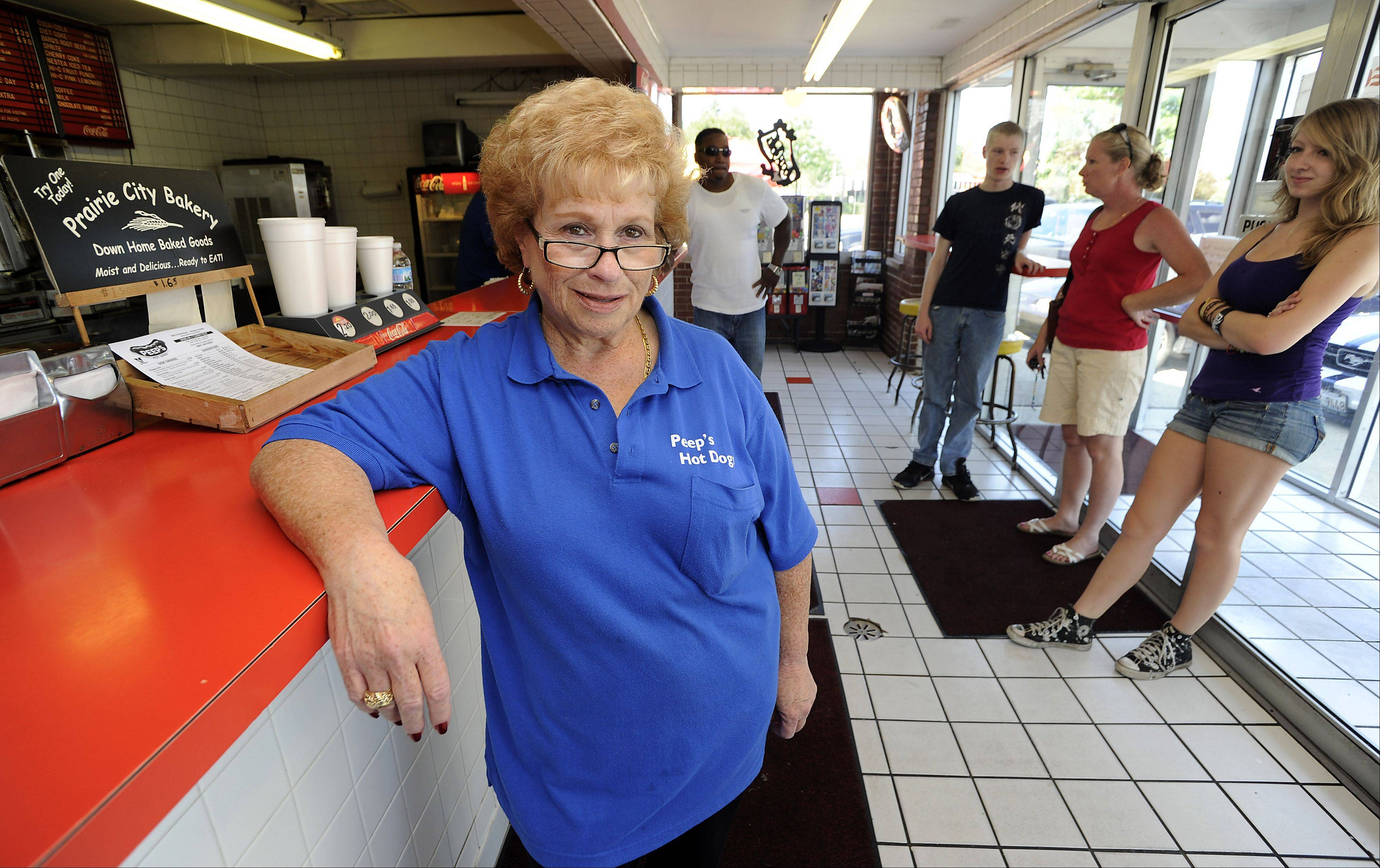 Owner Sharon Rossman says Friday night's 10 p.m. closing will be the final one for Peep's.