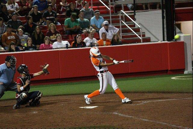Former NPF star Stacy May-Johnson returned to the Chicago Bandits lineup on Thursday and belted a two-run homer against the league-leading USSSA Pride. The Bandits won the game 6-5.