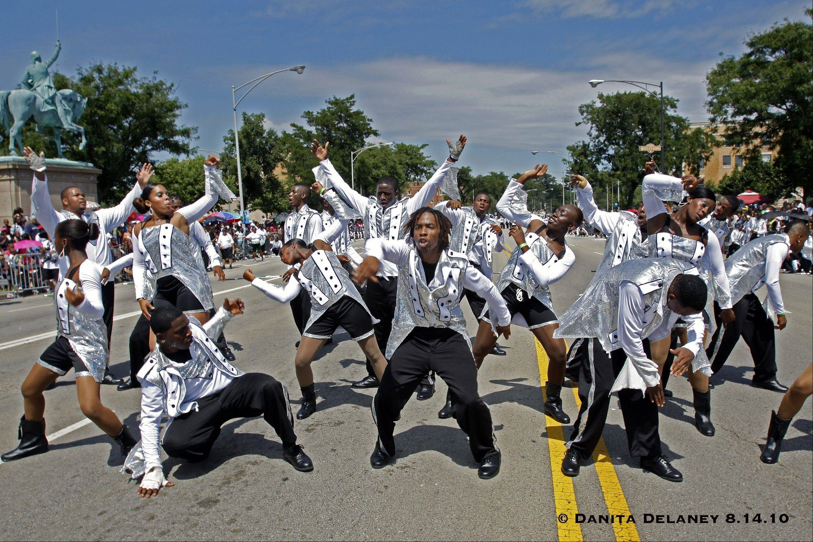 The Bud Billiken Parade returns to Chicago's South Side for its 82nd anniversary.