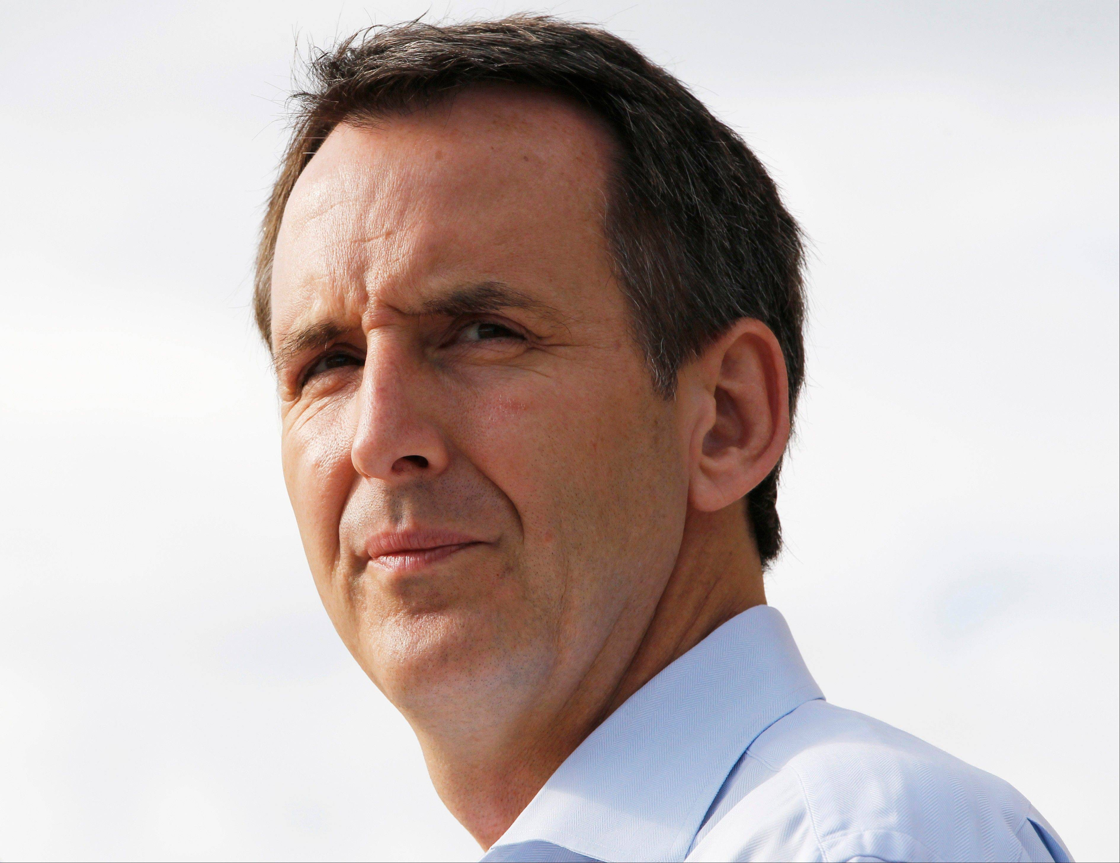 Pawlenty says his goal in Iowa is to 'do well'