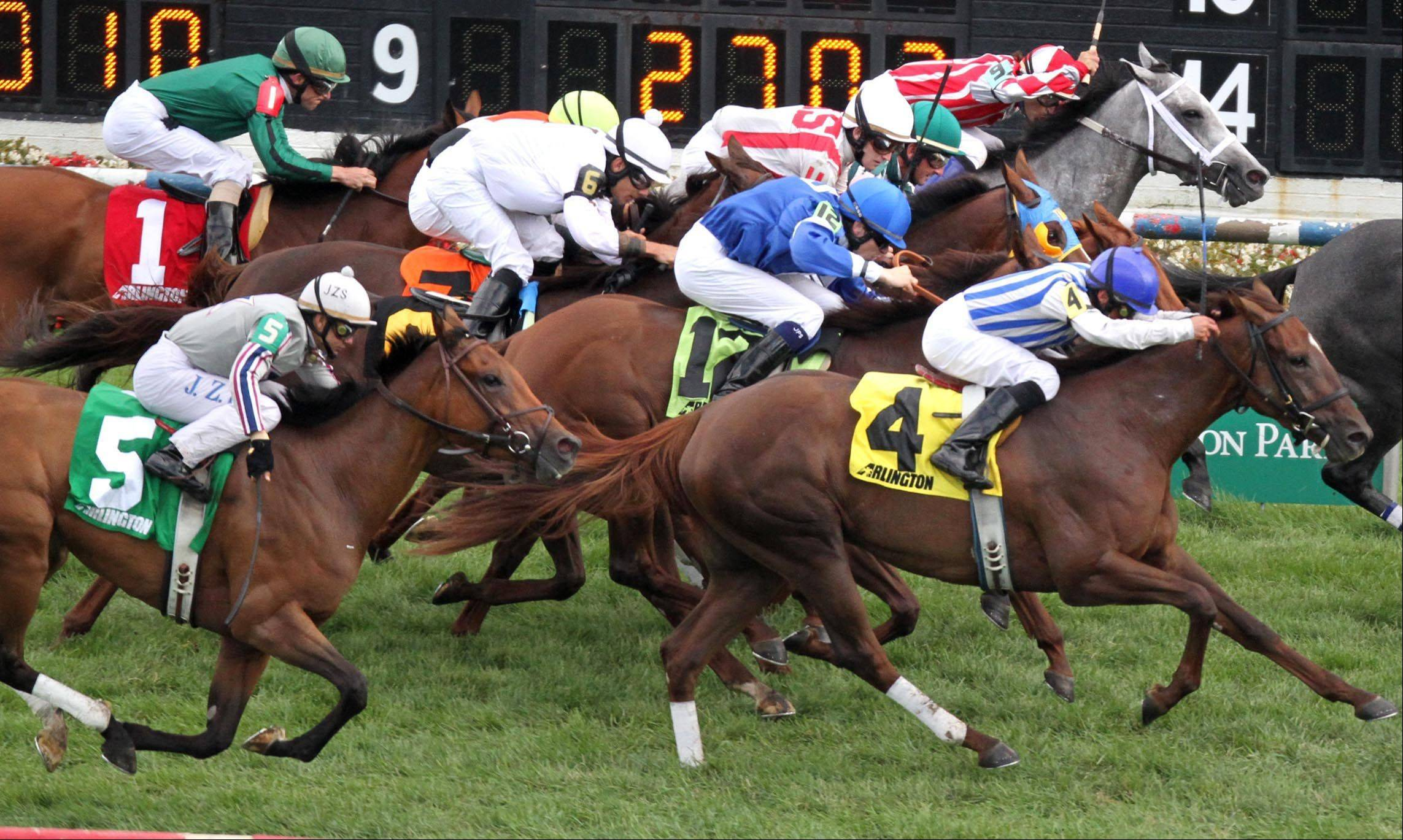 Images: The Arlington Million