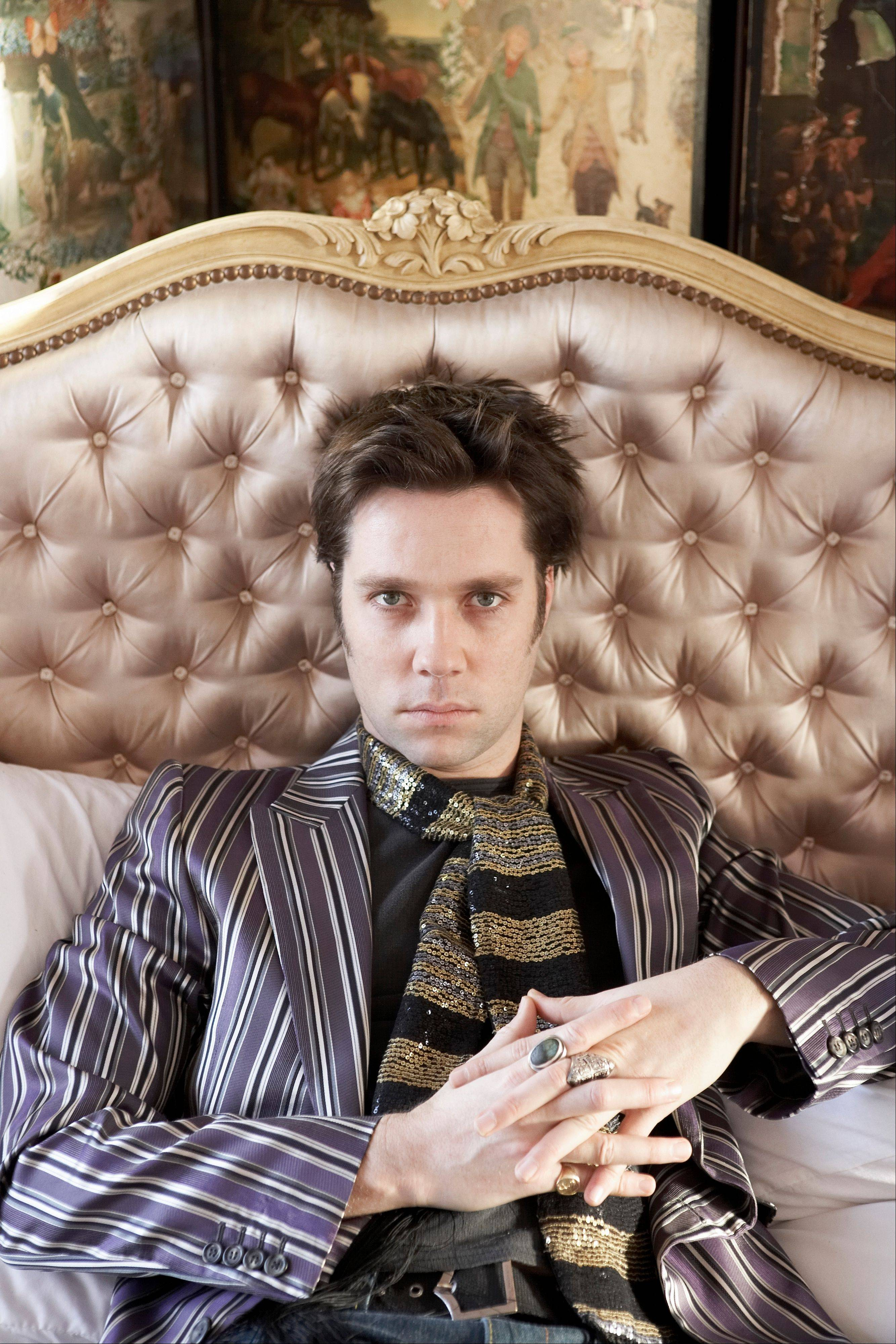 Singer-songwriter Rufus Wainwright is set to perform with the Chicago Symphony Orchestra at the Ravinia Festival in Highland Park on Sunday, Aug. 14.