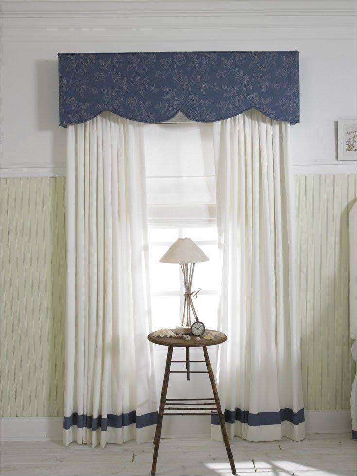 Drapes and blinds can reduce the amount of sunlight and outdoor air making its way into a room.