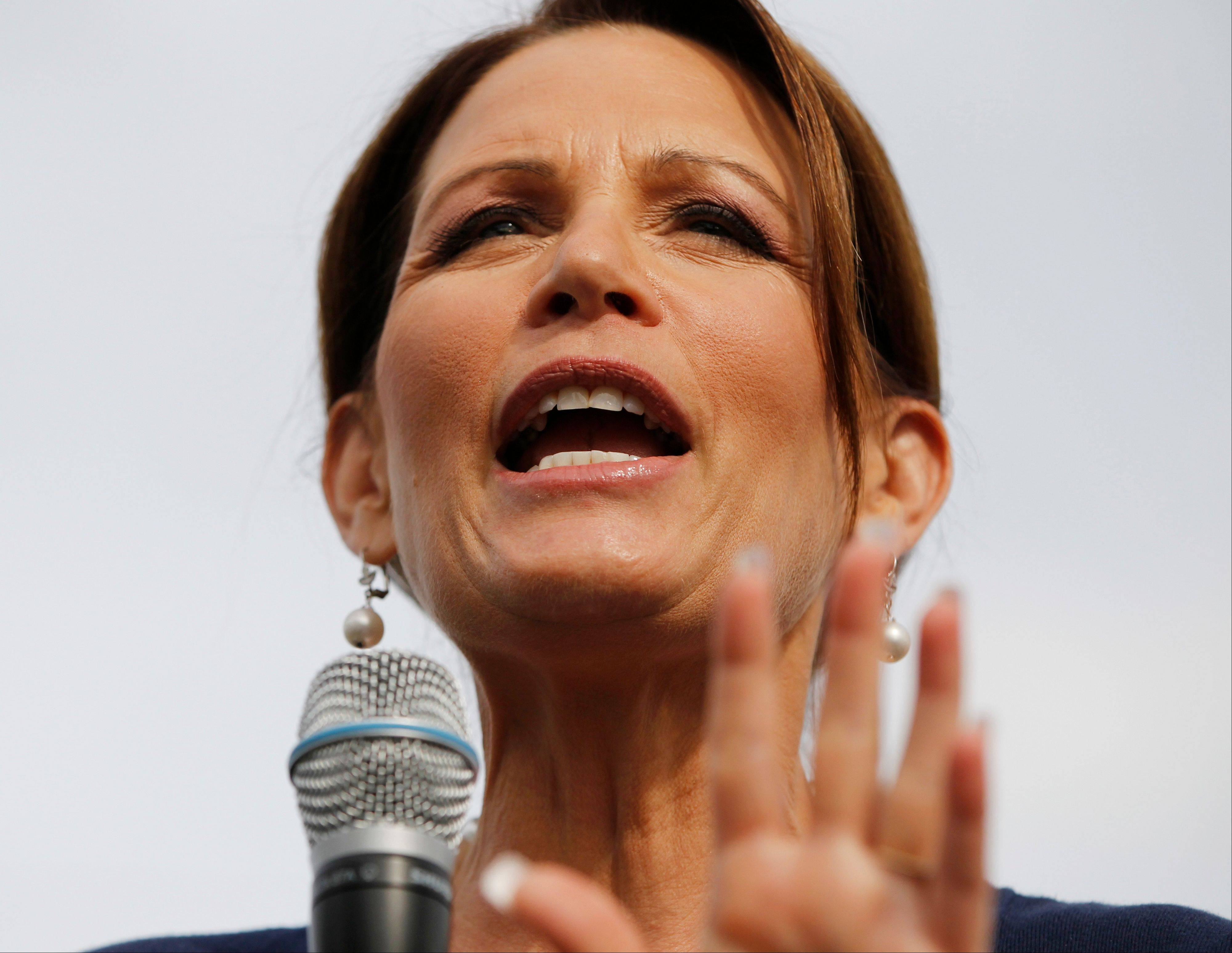 Congresswoman Michele Bachmann of Minnesota
