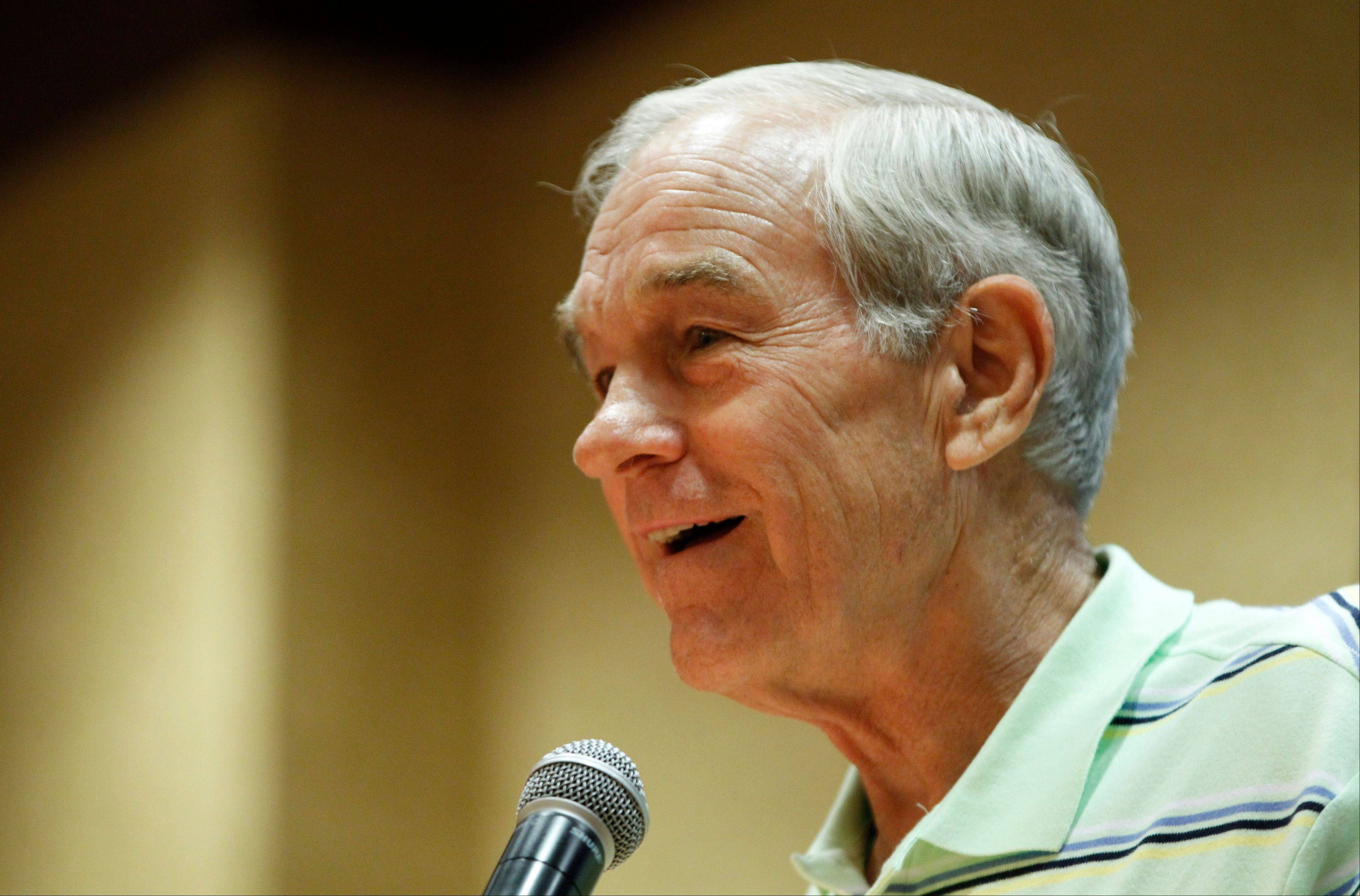 Congressman Ron Paul of Texas