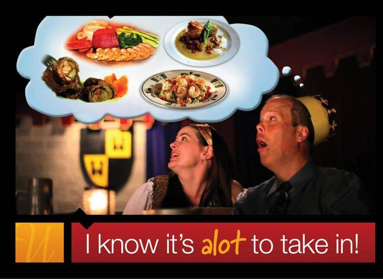 "Kate Brown as ""Page"" and David Elliott as ""Cooper"" star in a new series of humorous promotional videos for business travel to the Northwest suburbs for the Woodfield Chicago Northwest Convention Bureau."