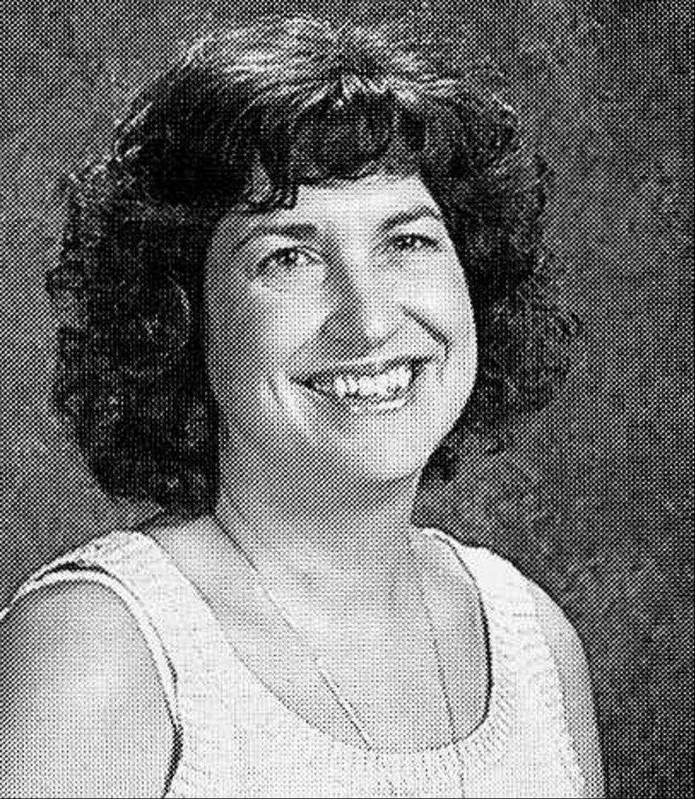 Carolyn Gilbert, a teacher at Elgin High School, was stabbed in 2008 while at work.