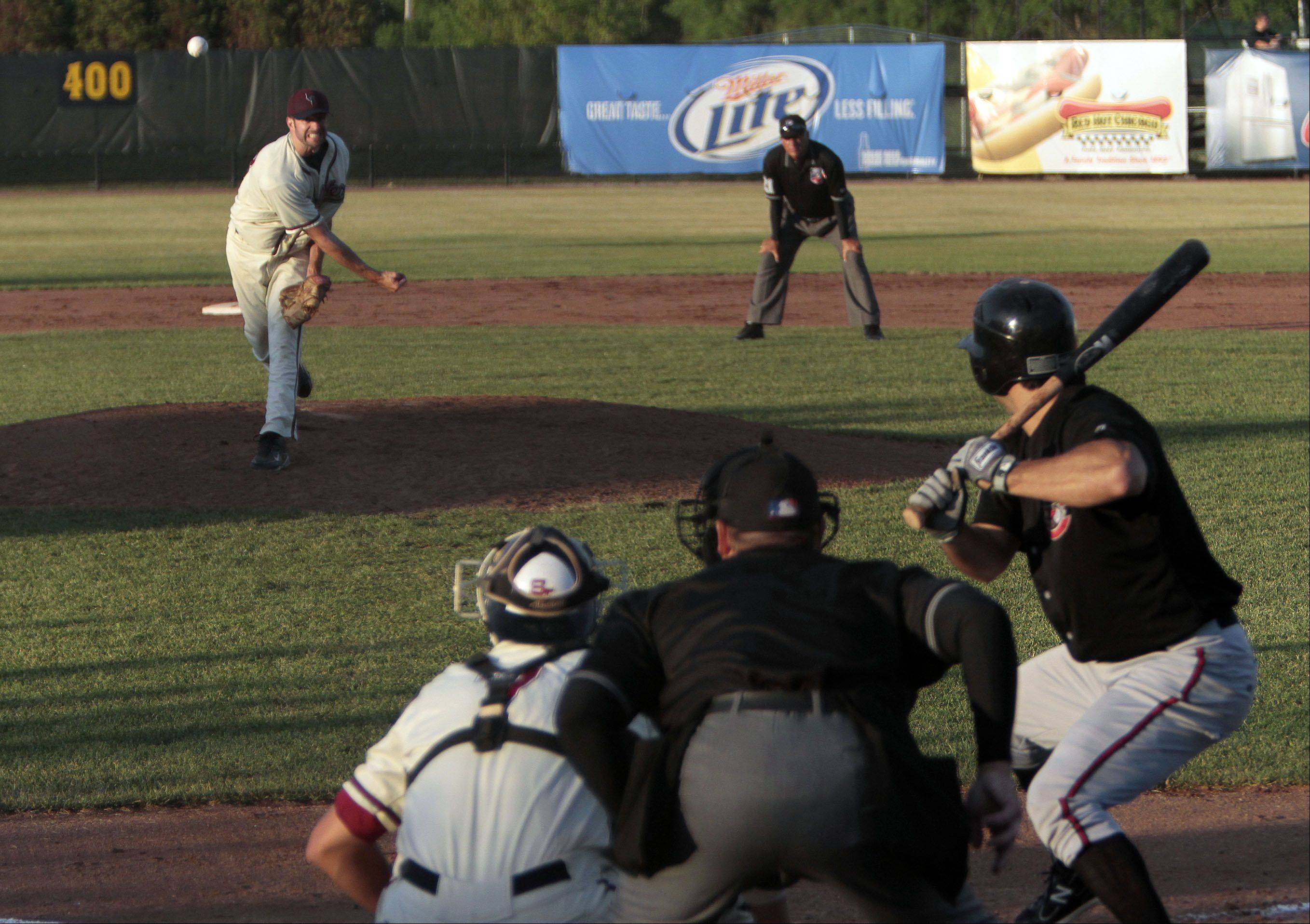 "Lake County Fielders owner Rich Ehrenreich released a statement Sunday saying the league is adjusting its schedule due to the high costs of air travel and the ""distressed economy."""