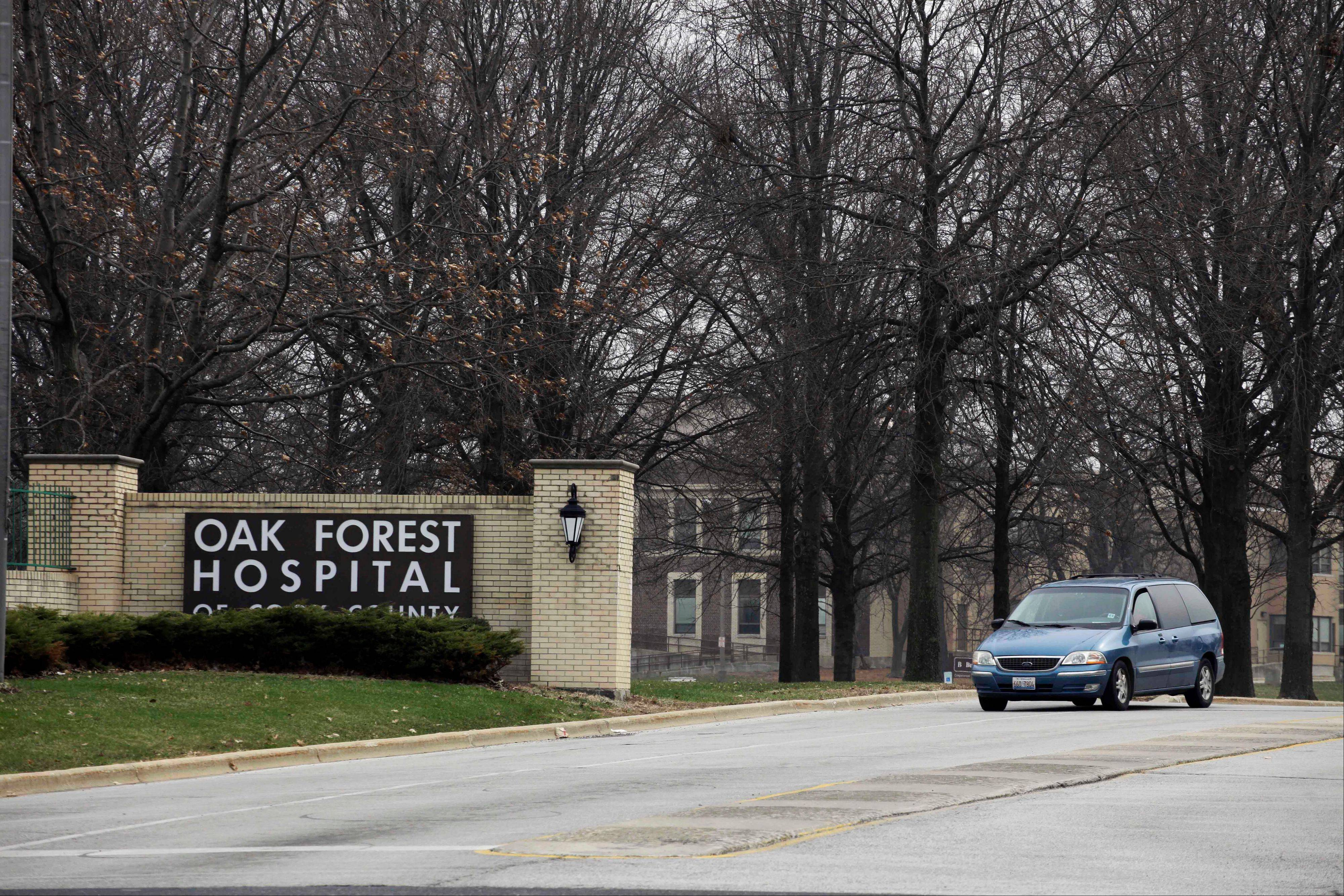 Cook County now plans to transfer the last nine long-term care patients out of Oak Forest Hospital by Sept. 1. The county will start implementing its three-year plan to turn the facility into an outpatient health center.