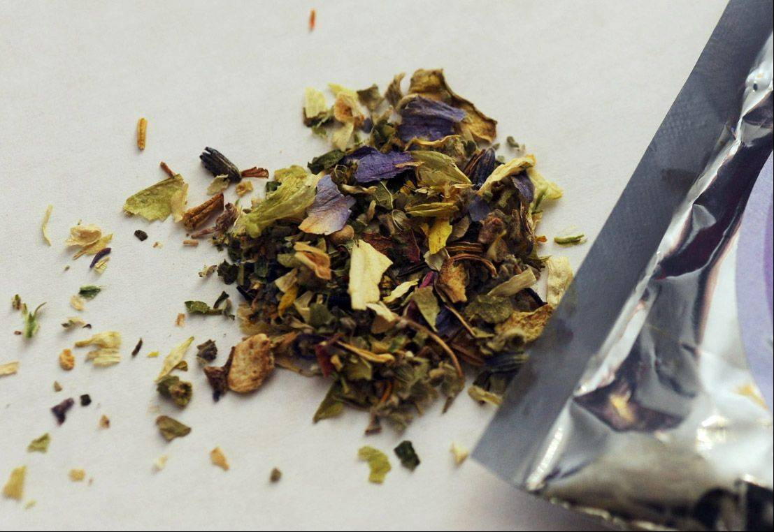 Cracking down on fake pot, the government moved to outlaw five chemicals used in herbal blends to make the synthetic marijuana sold in head shops and on the Internet to a growing number of teens and young adults.