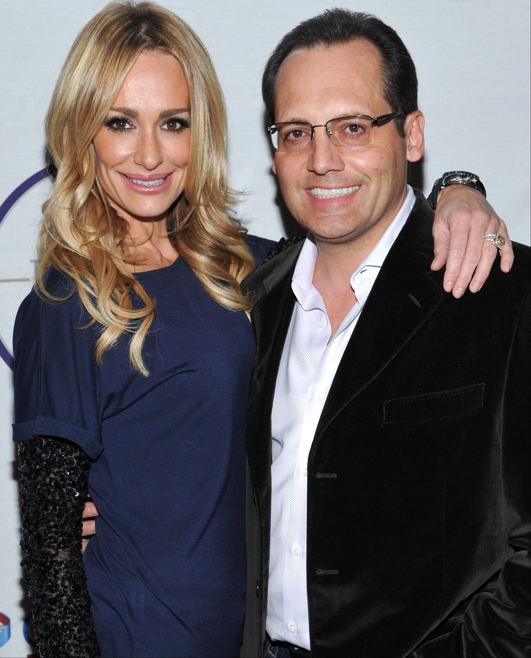 "Russell Armstrong, the estranged husband of ""Real Housewives of Beverly Hills"" star Taylor Armstrong, was found dead in his Los Angeles home Monday night."