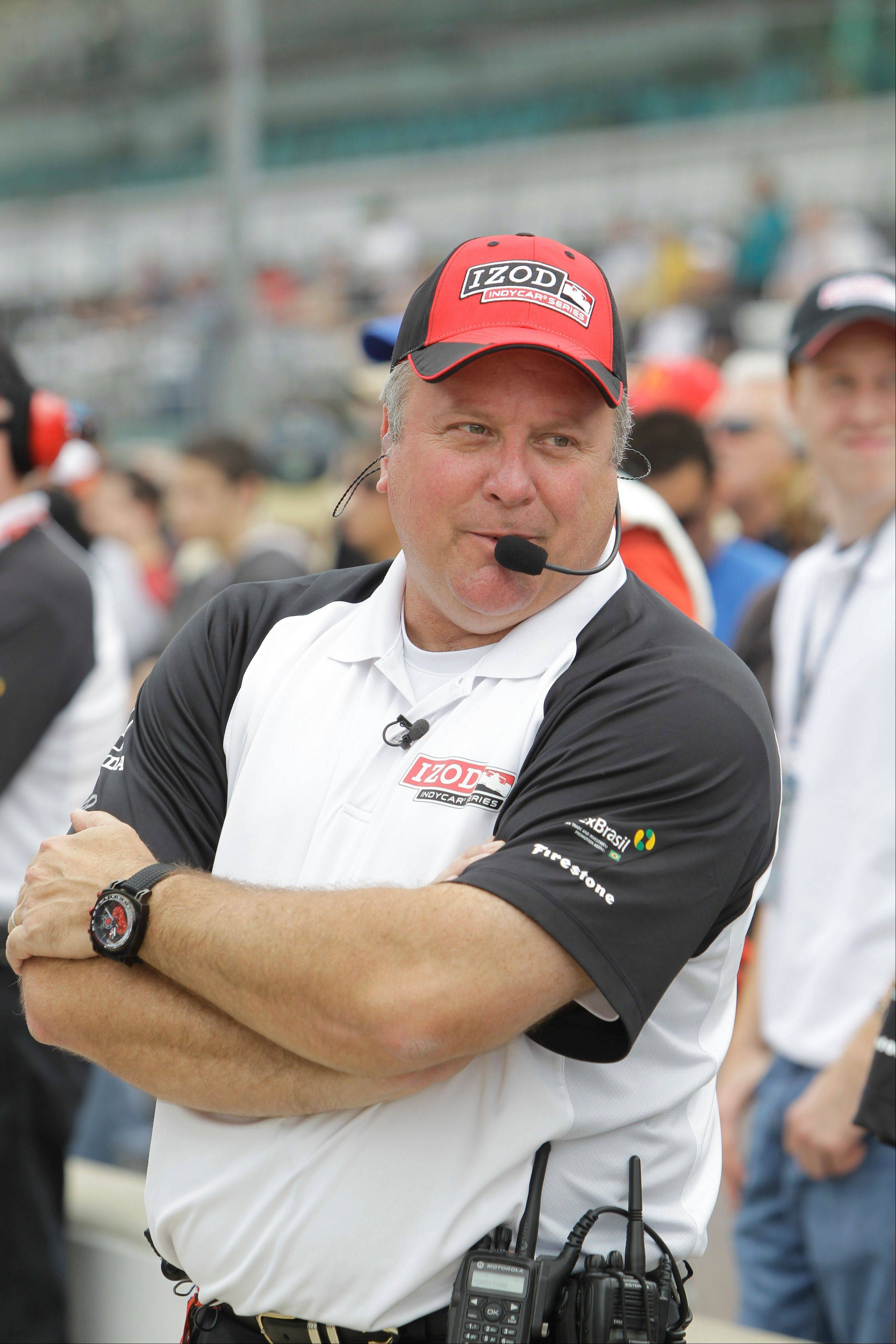 Brian Barnhart, IndyCar�s director of competition and operations, has admitted he made a mistake in Sunday�s race at New Hampshire Motor Speedway.
