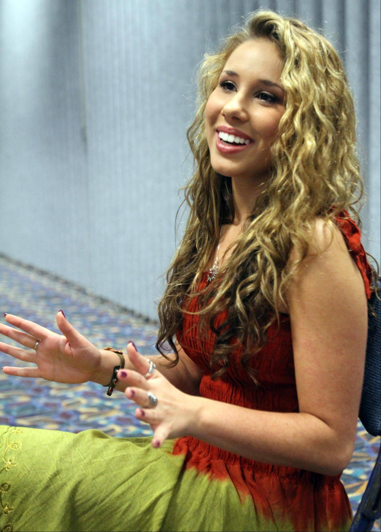 Haley Reinhart takes time to make album right