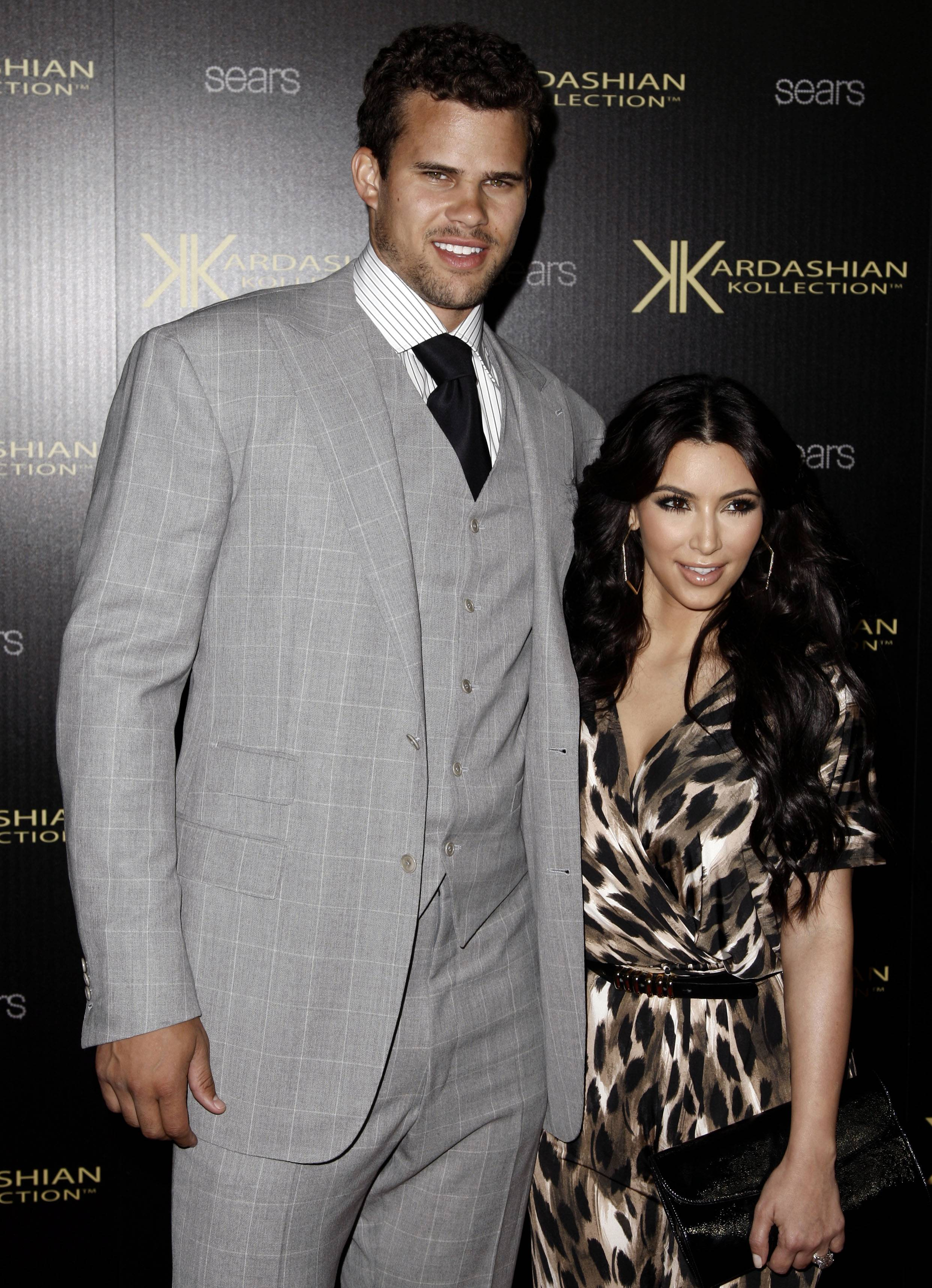 Reality TV starlet Kim Kardashian and NBA basketball player Kris Humphries are set to be married Saturday in a lavish, made-for-TV celebration of love, devotion and product-placement.
