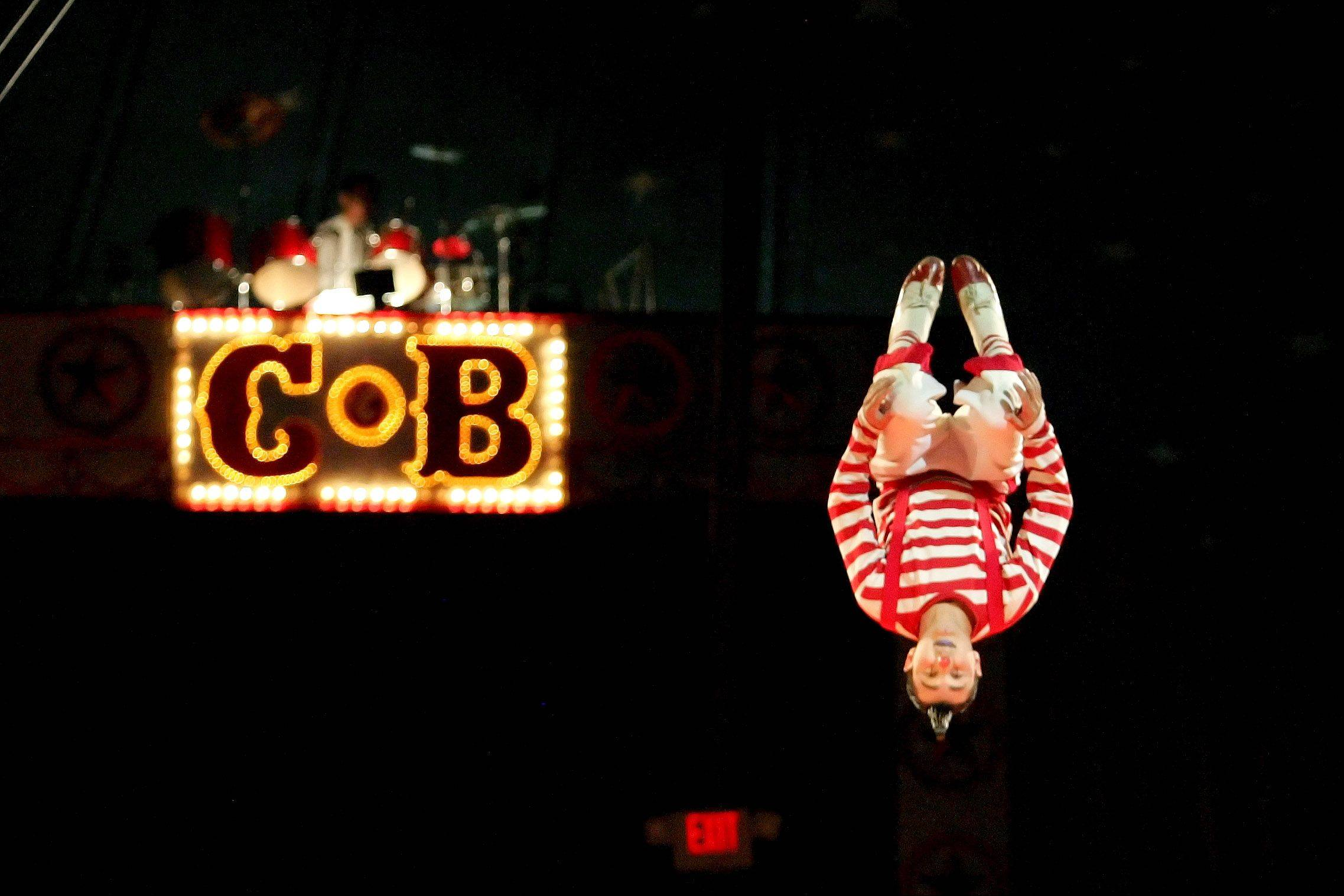 Alex the Clown, a Carson and Barnes Circus favorite, will return to Addison's annual big top event this year.