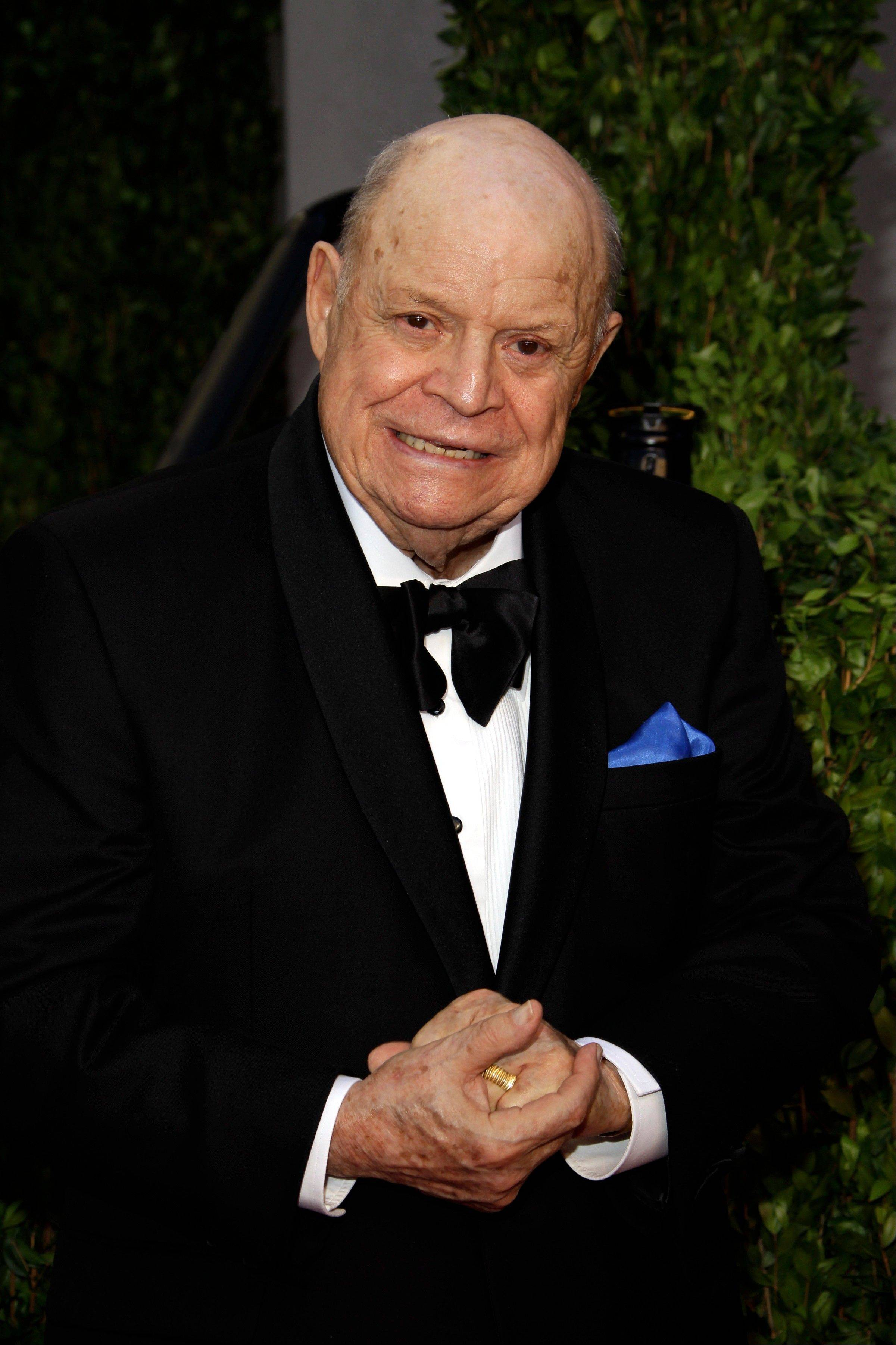 Comedian Don Rickles is set to play the Arcada Theatre in St. Charles.