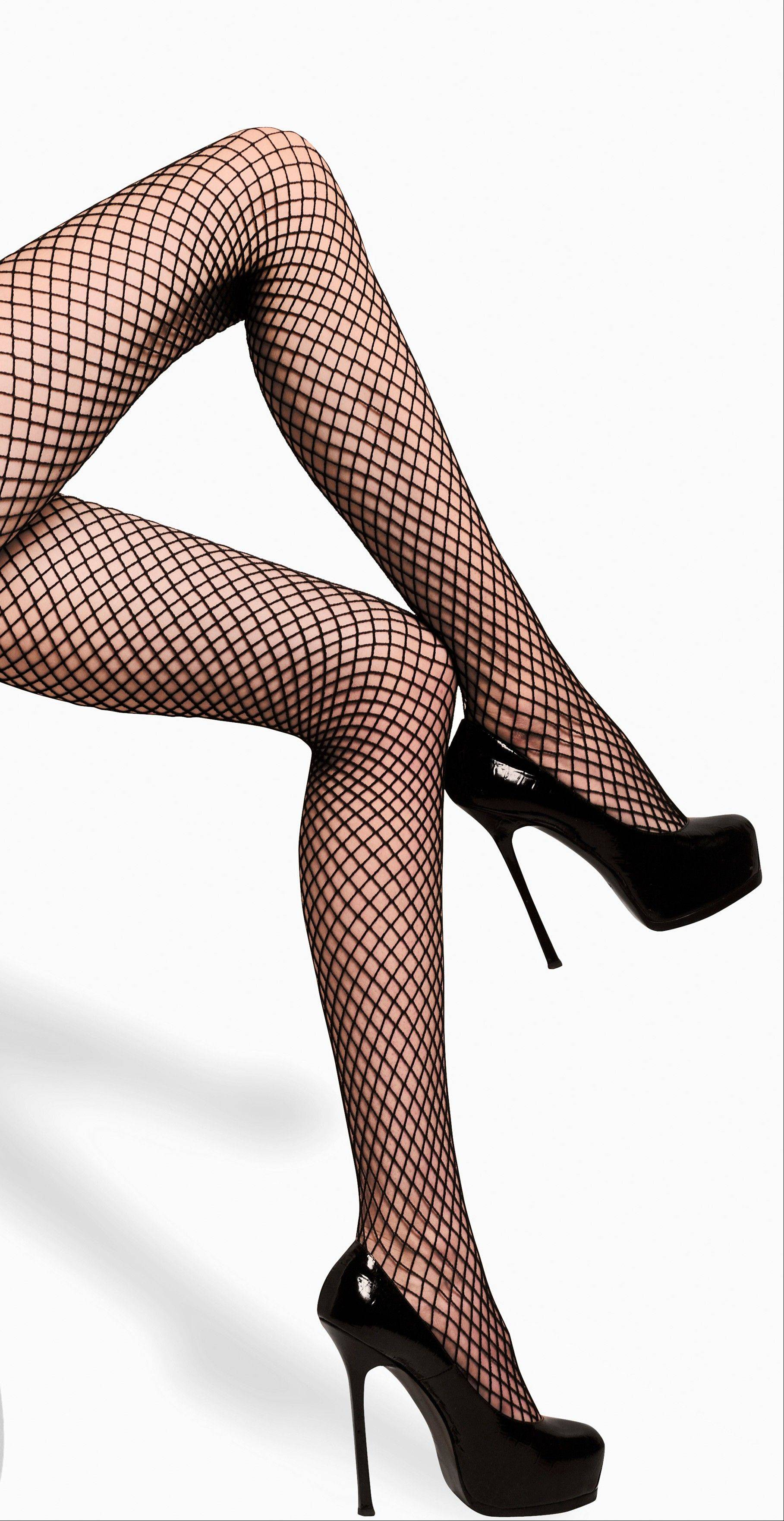 Since the heyday of the 1980s, there's been a casual revolution, a revolt against covered-but-sheer legs. Now hosiery is making its comeback.