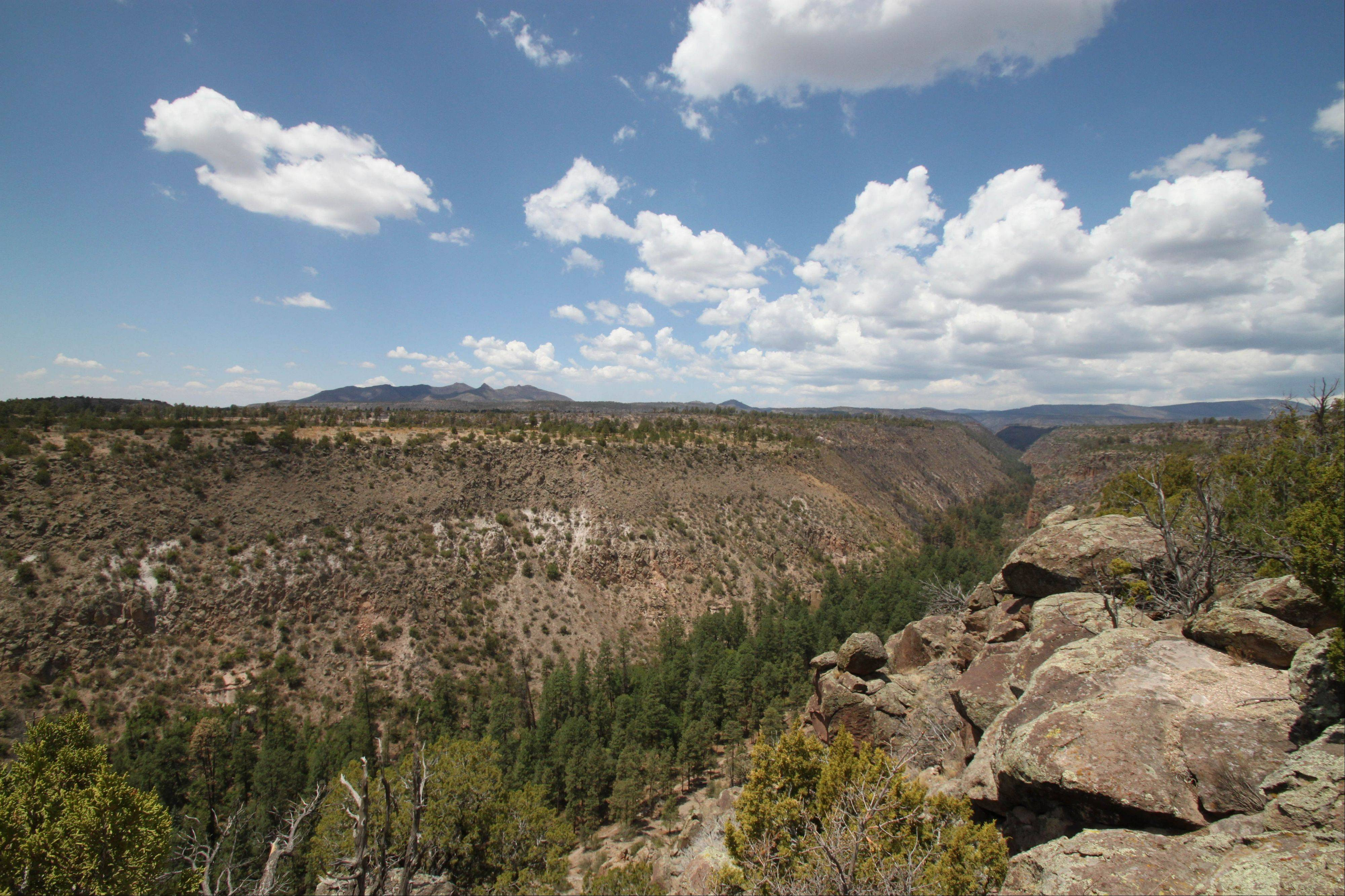 Officials at the Bandelier National Monument say it could be three years before the visitor�s center and the rest of Frijoles Canyon will be safe from flooding in the wake of the Las Conchas fire.