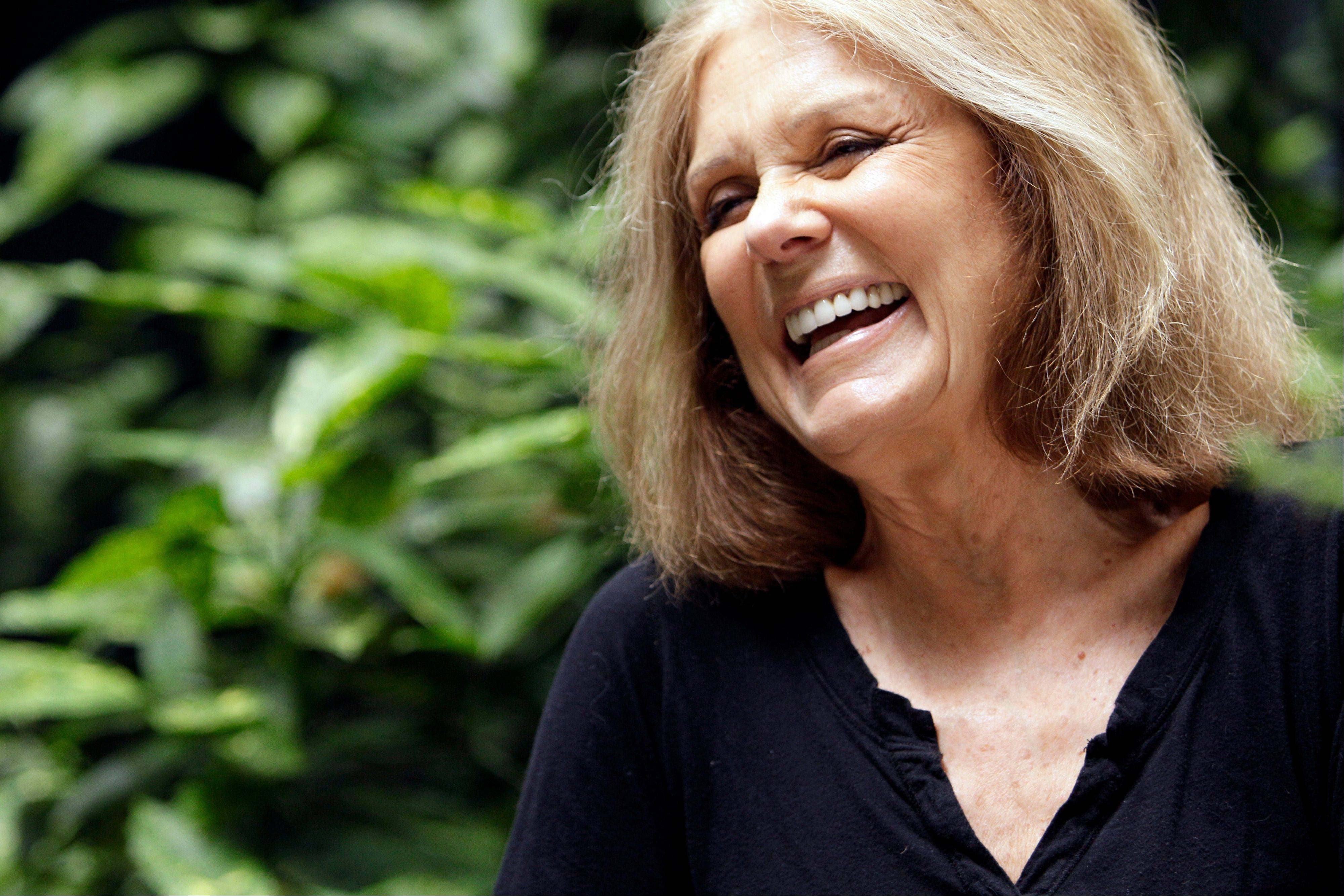 "Four decades after Gloria Steinem helped found the women's movement, the feminist icon is in a reflective mode, writing a memoir and participating in an HBO documentary on her life. ""Gloria: In Her Own Words"" premieres Monday, Aug. 15, 2011, on HBO."