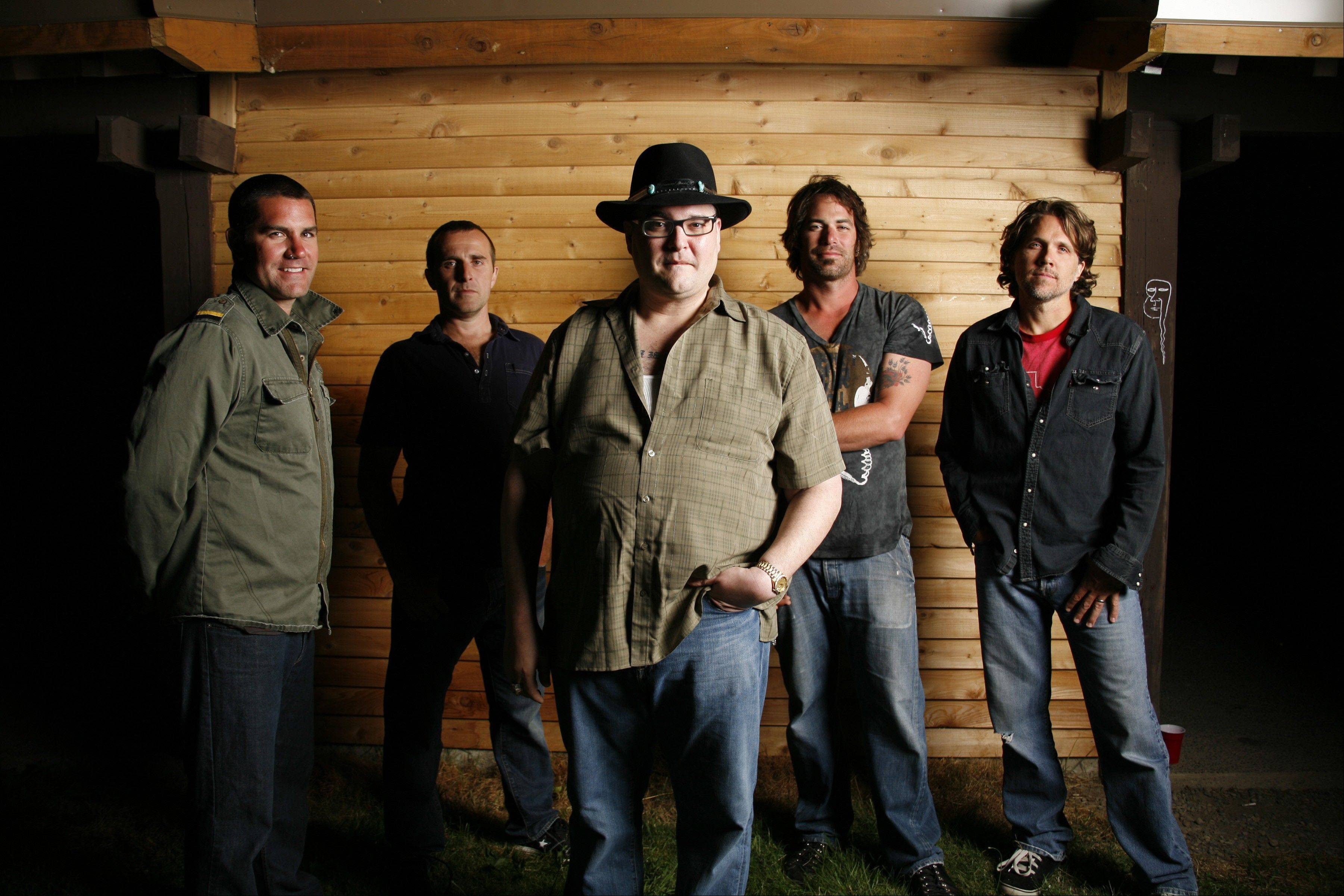 Rock legend Blues Traveler comes to Crystal Lake on Sunday, Aug. 21.
