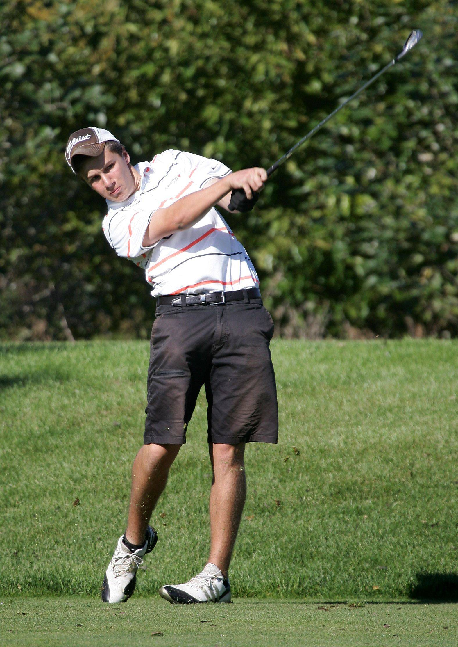 Libertyville�s Alex Quenan broke 70 for the first time last week and is poised for a successful senior season.