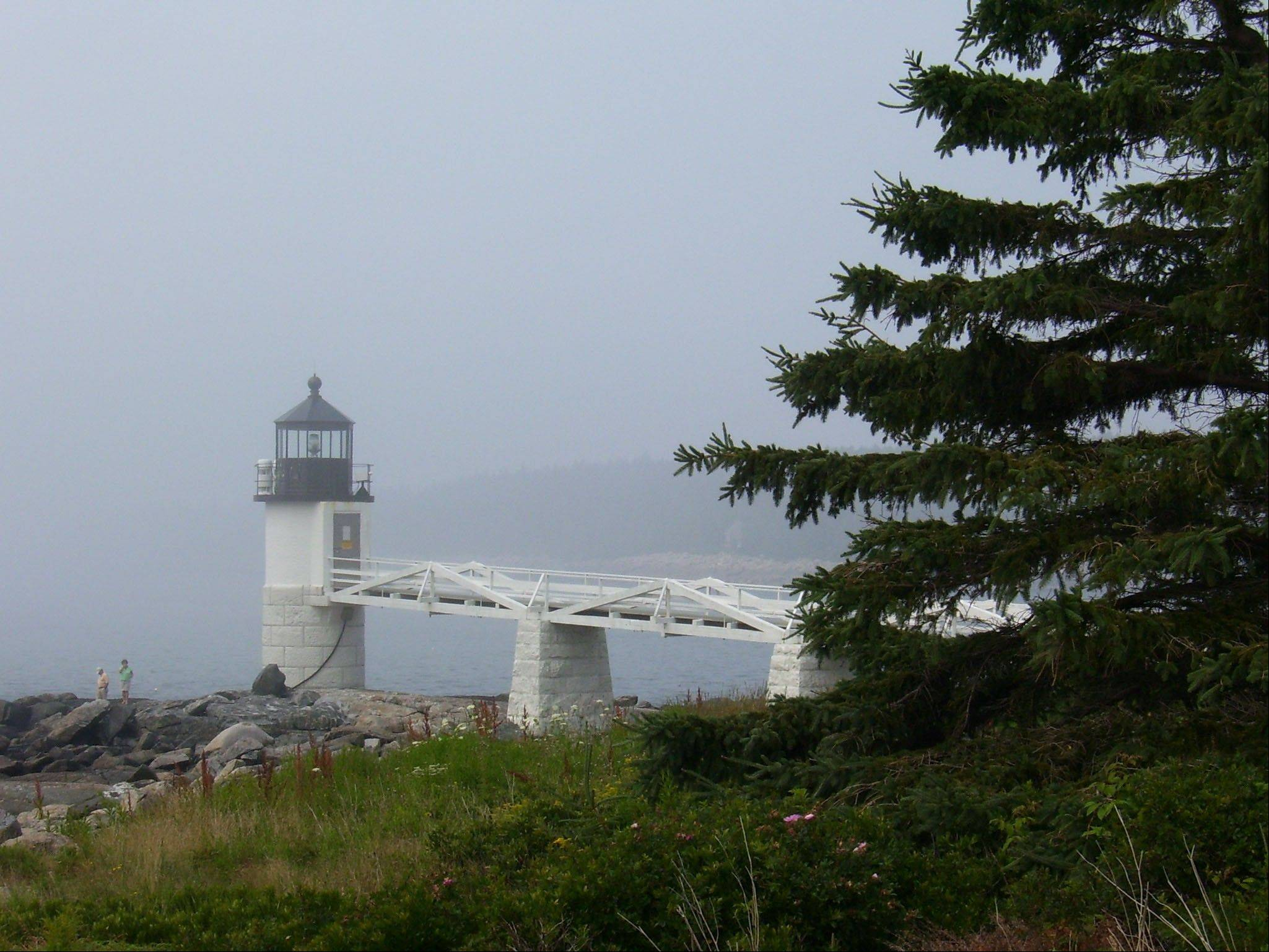 Maine Open Lighthouse Day opens many of the state's coastal, island and river lighthouses to the public.