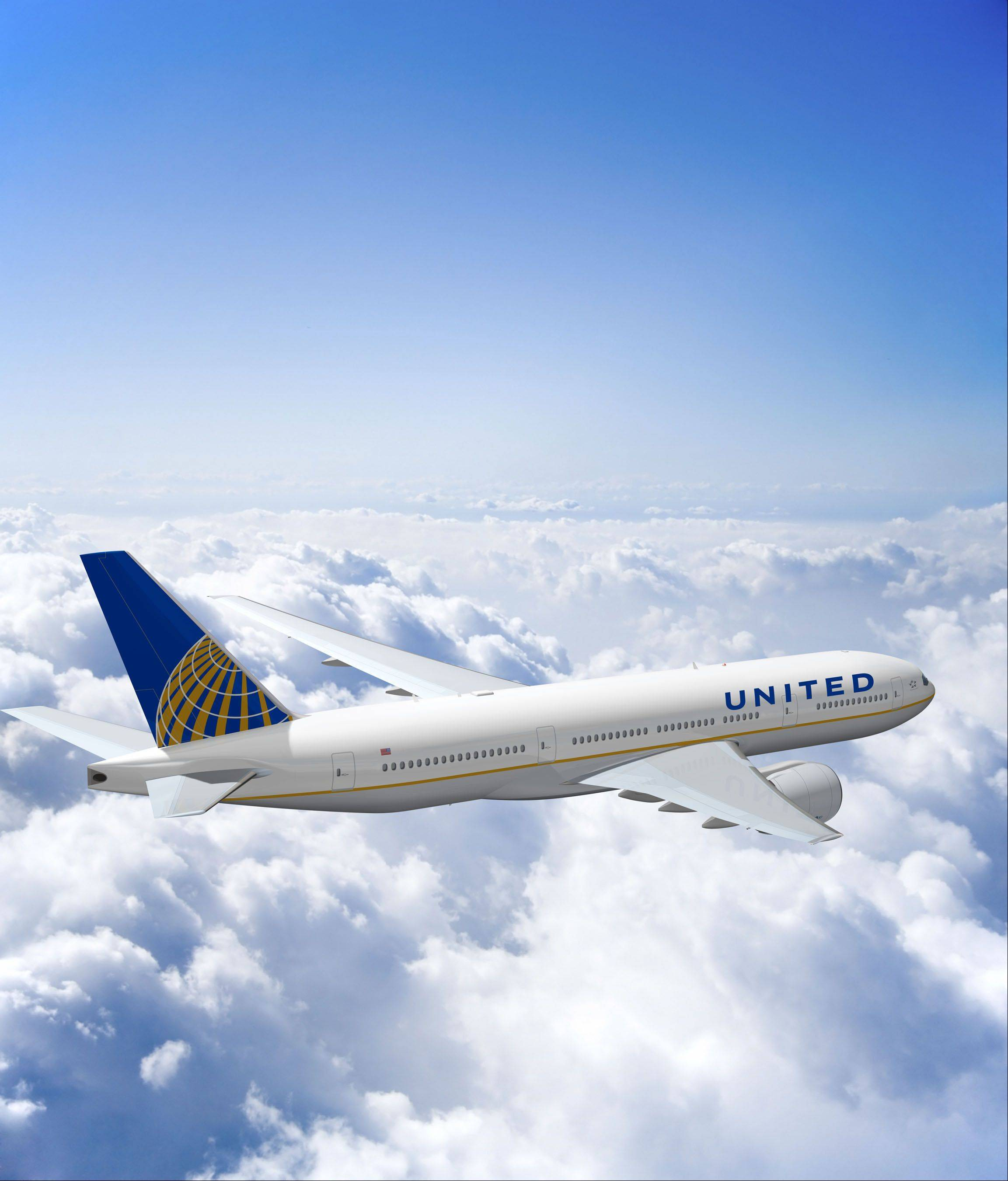 United Airlines plans to add flat-beed seats and Wi-Fi as part of $500 million in improvements.