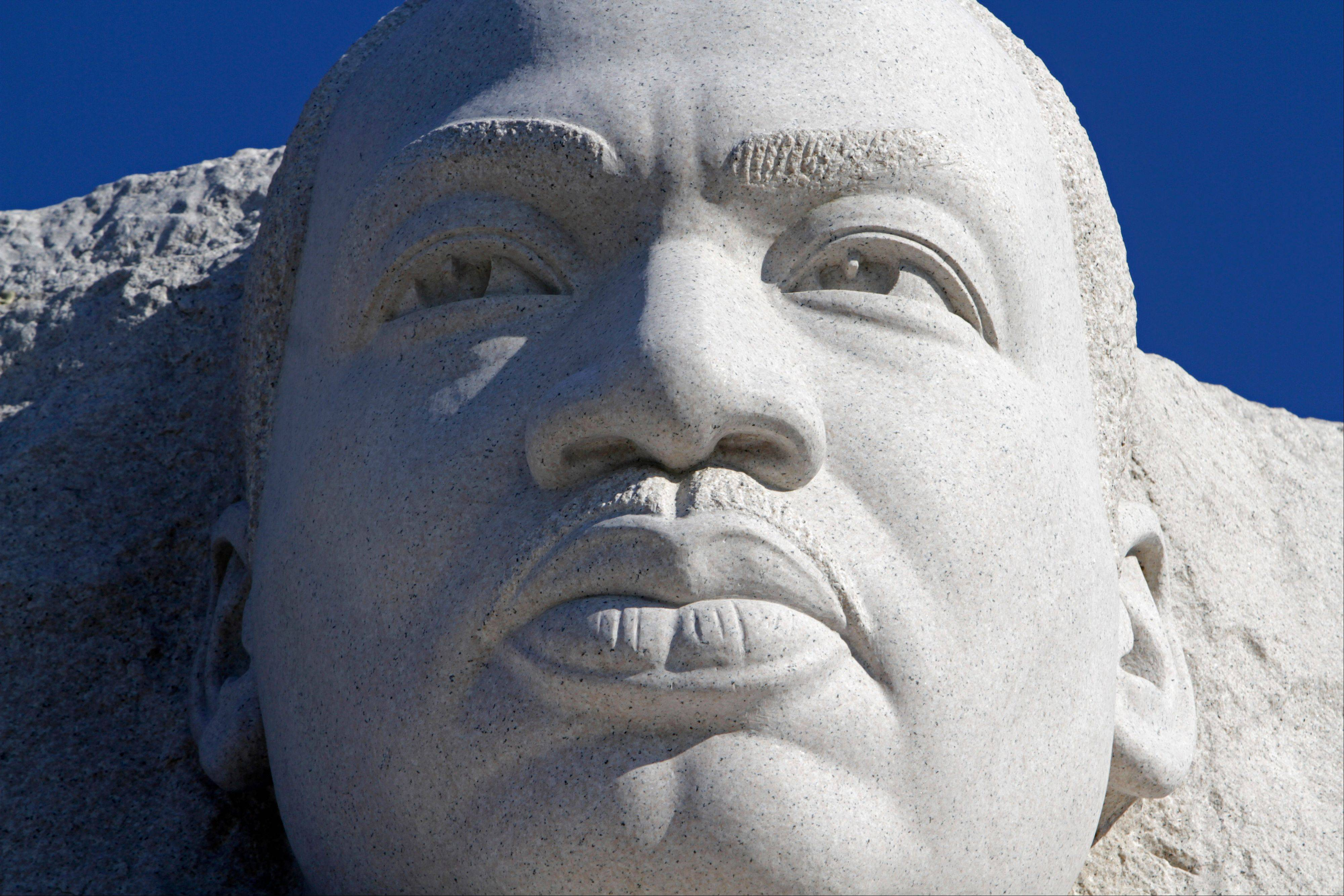 Images: MLK Jr. Memorial