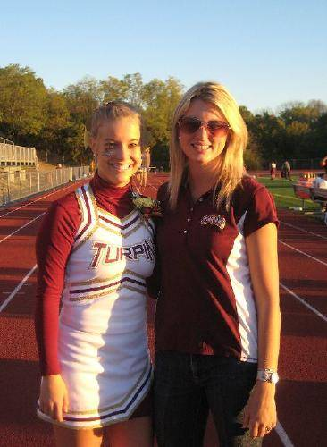 Megan Toothman, a victim of the Indiana State Fair stage collapse, was the head cheerleading coach at Turpin High School in Cincinnati. Toothman's family announced that they will donate her organs.