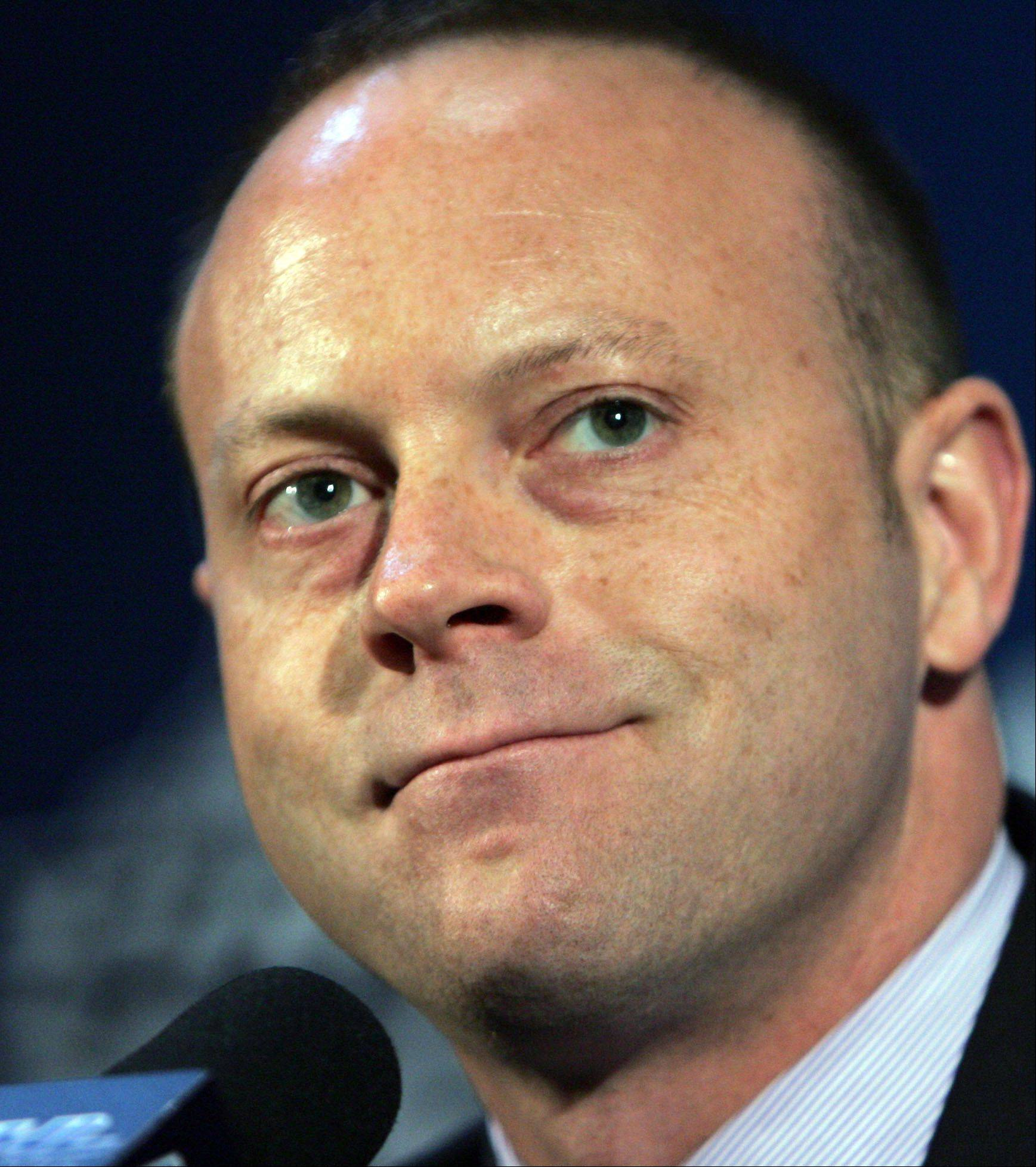 Blackhawks general manager Stan Bowman thinks his roster is going to jell much quicker than last year's mix.