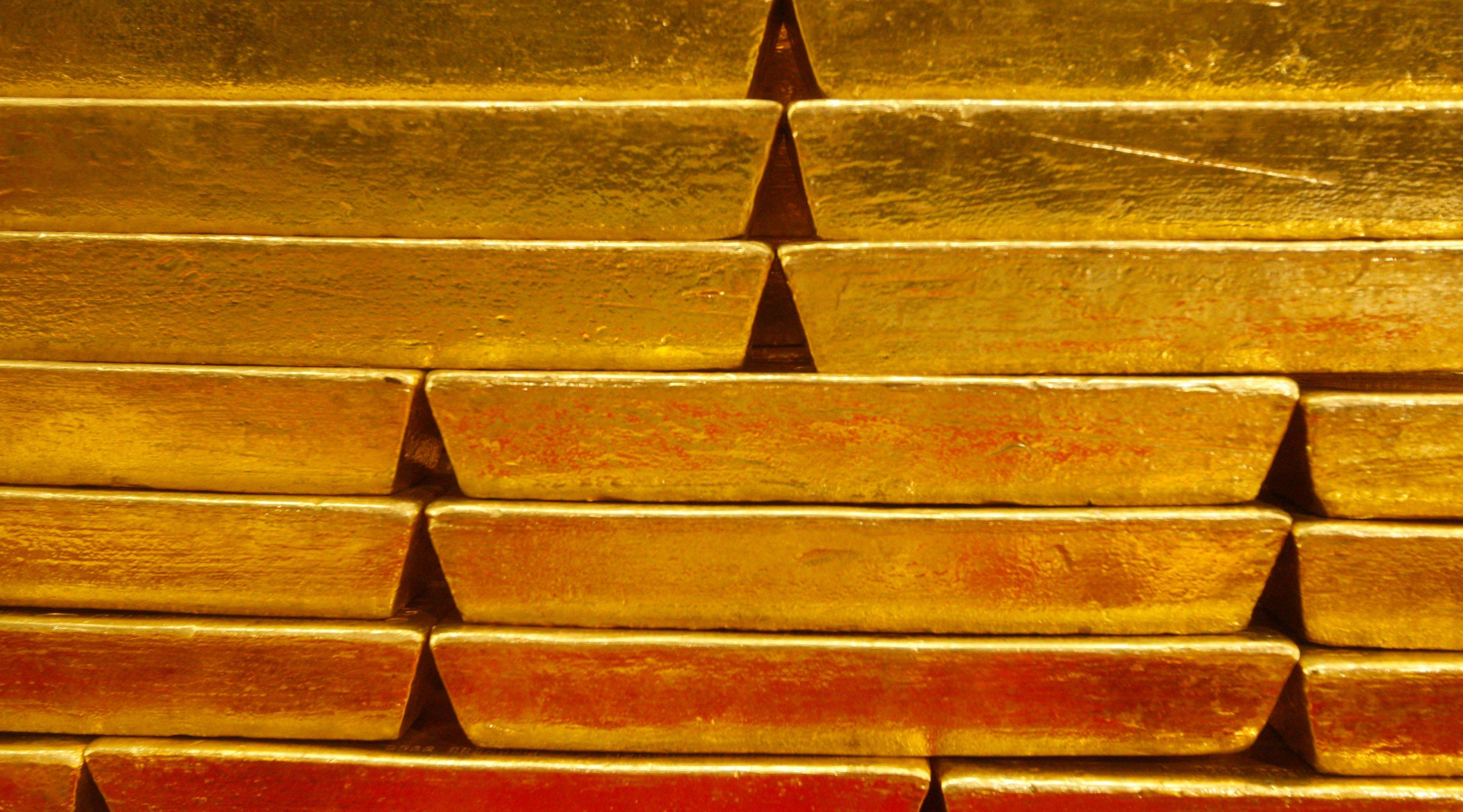 "Investors anxious about the uncertain global economy continued to snap up gold. ""Gold has become the portfolio antidote for the global financial crisis,"" James McDonald, chief investment strategist at Northern Trust Corp., the Chicago-based custody bank and money manager, said in an interview."