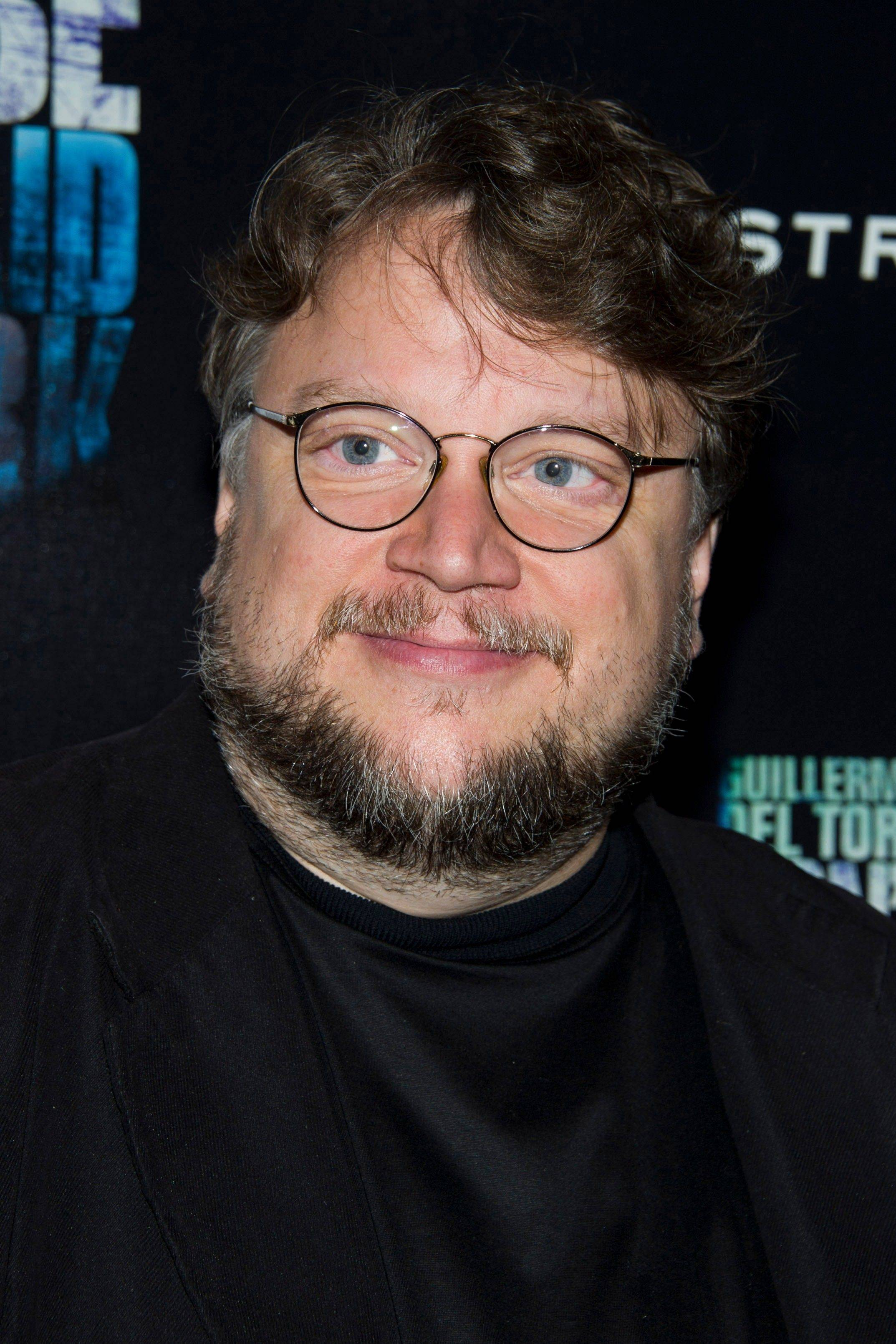 "Much to most people's surprise, Guillermo del Toro, who produced and co-wrote ""Don't Be Afraid of the Dark,"" says he has ""an overactive imagination in the day."""