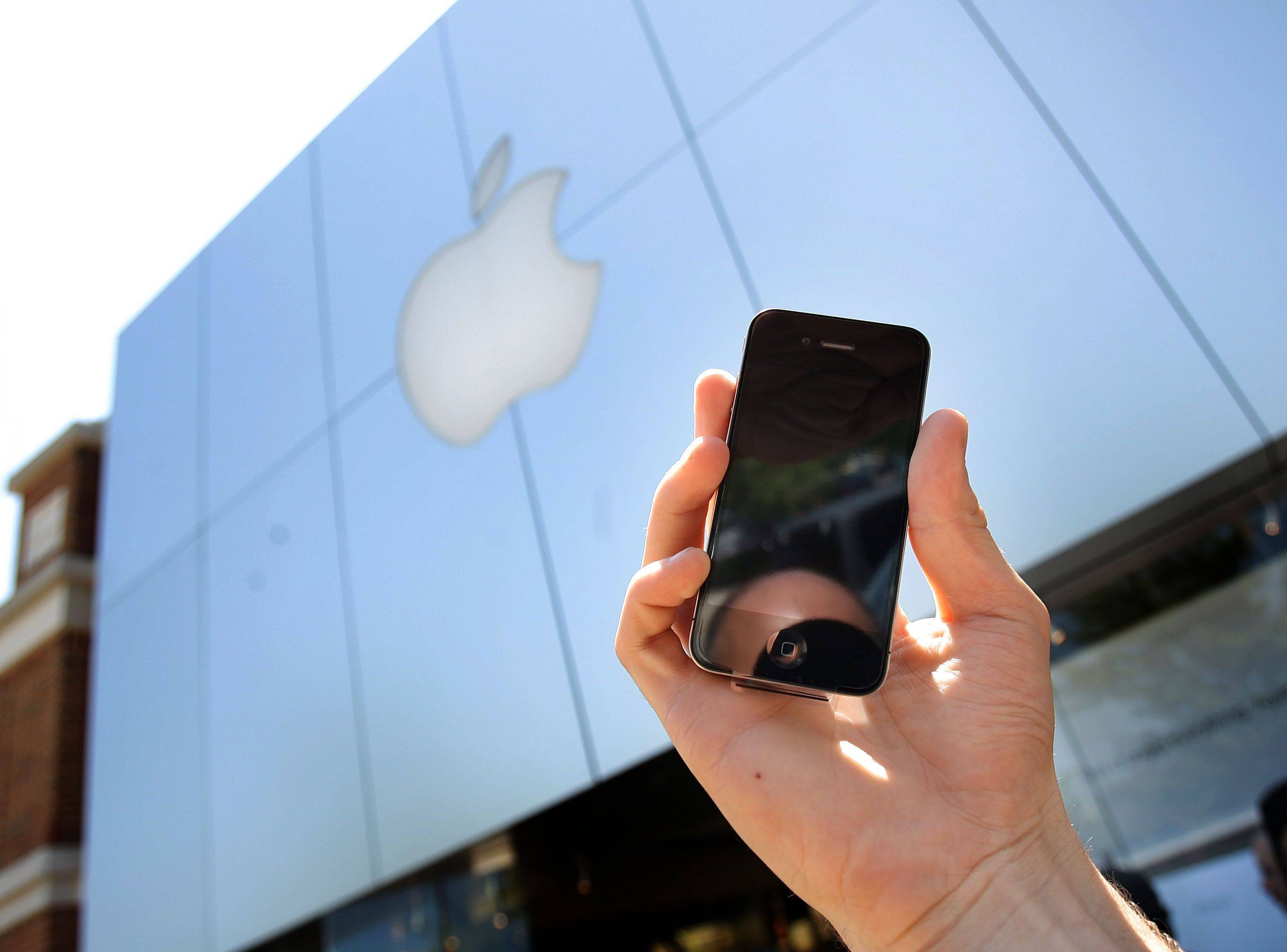 Sprint will get to sell both the new iPhone 5 and the current model, the iPhone 4, according to a report in the Wall Street Journal. The iPhone 5 will launch at the same time that AT&T Inc. and Verizon Wireless get it, the newspaper said.